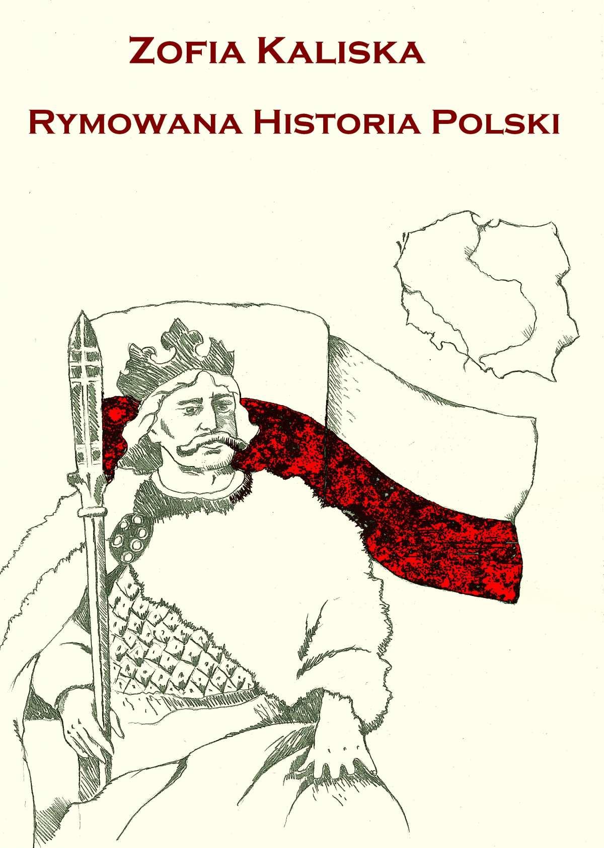Rymowana historia Polski - Ebook (Książka na Kindle) do pobrania w formacie MOBI