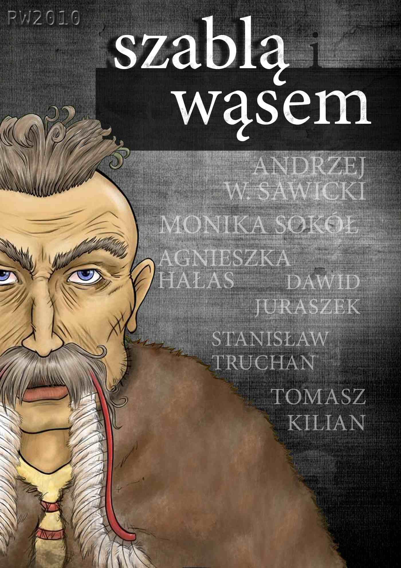 Szablą i wąsem - Ebook (Książka EPUB) do pobrania w formacie EPUB
