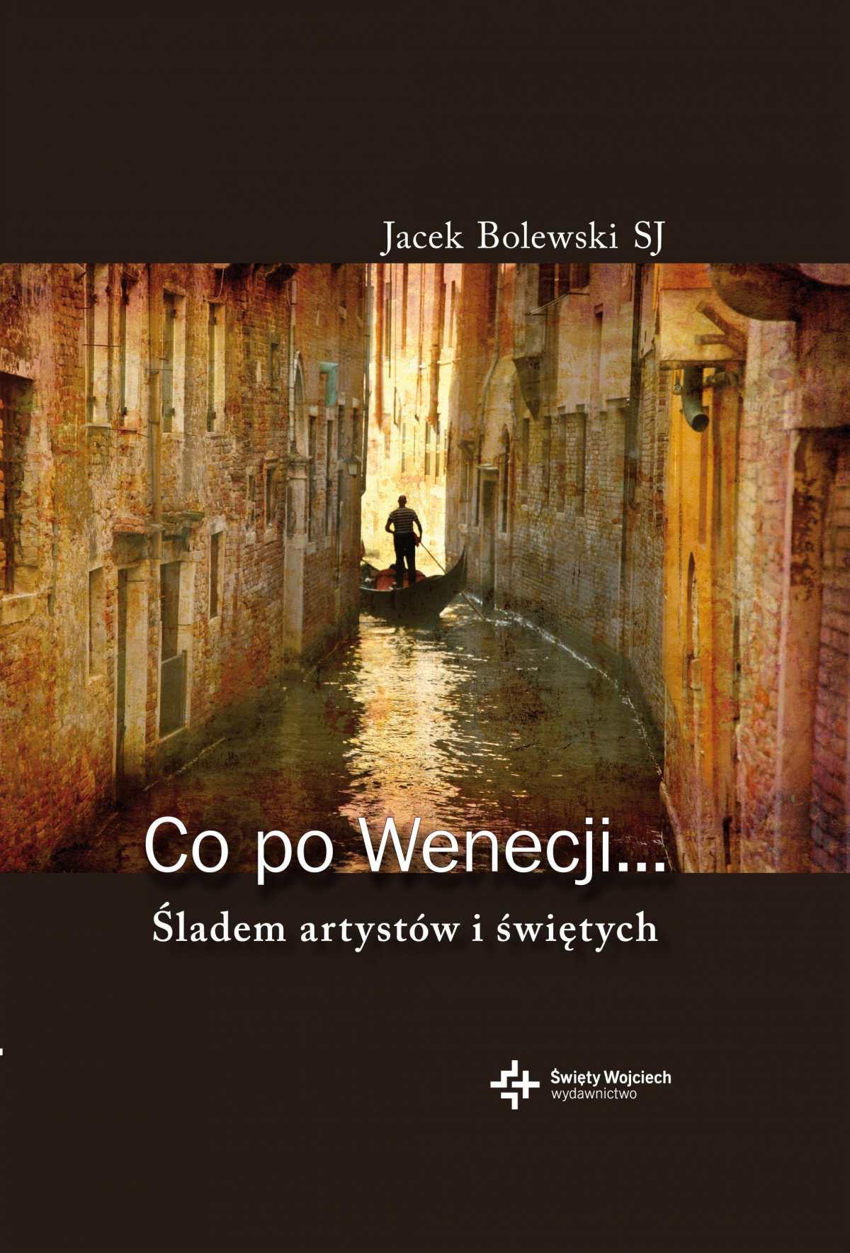 Co po Wenecji... - Ebook (Książka na Kindle) do pobrania w formacie MOBI