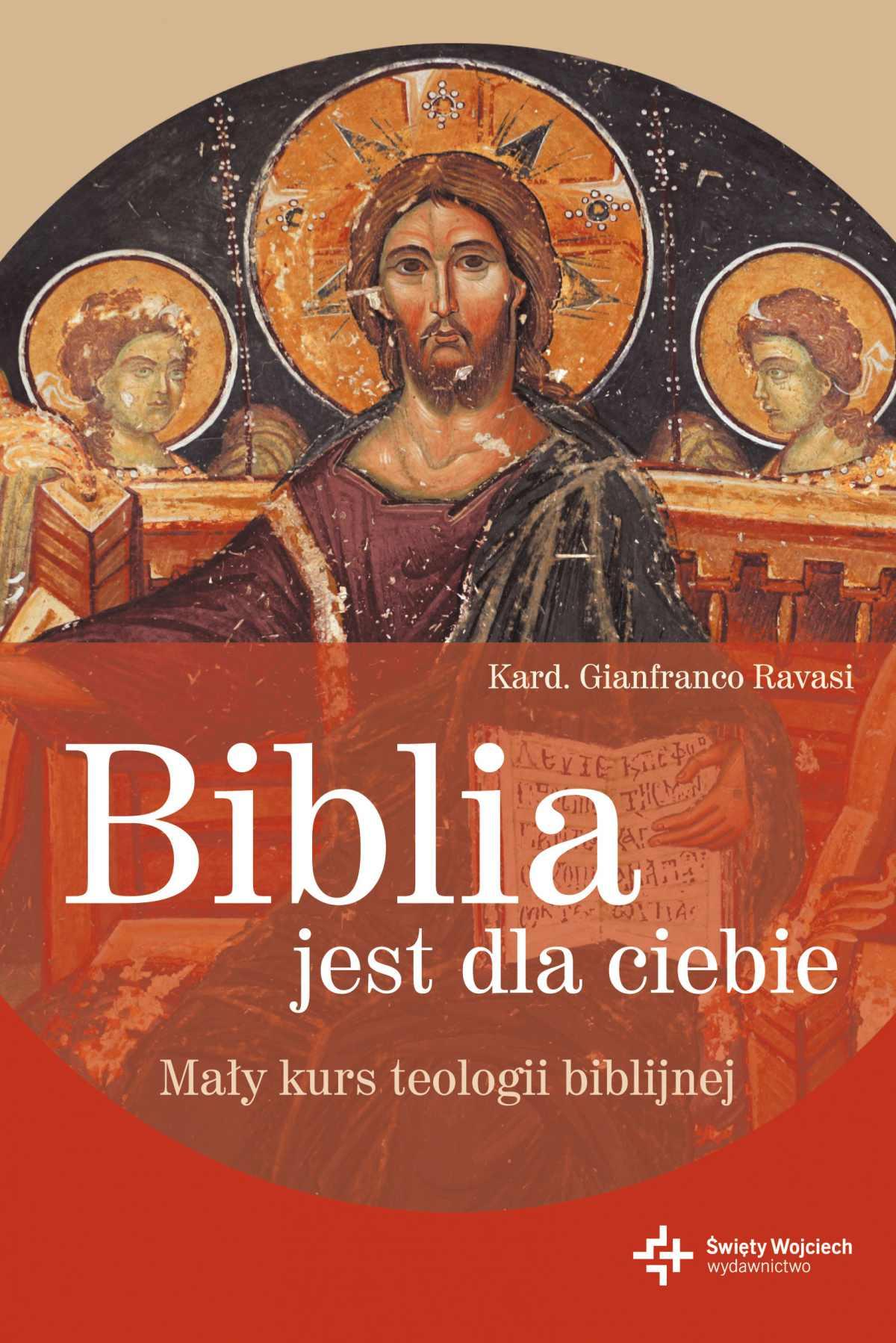 Biblia jest dla ciebie - Ebook (Książka EPUB) do pobrania w formacie EPUB