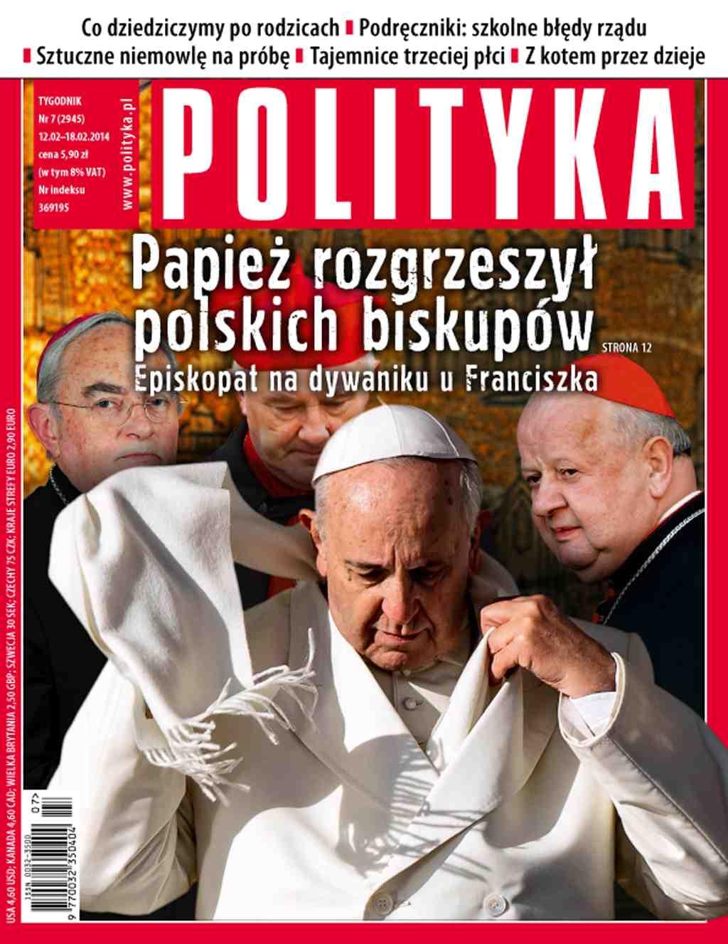Polityka nr 7/2014 - Ebook (Książka PDF) do pobrania w formacie PDF