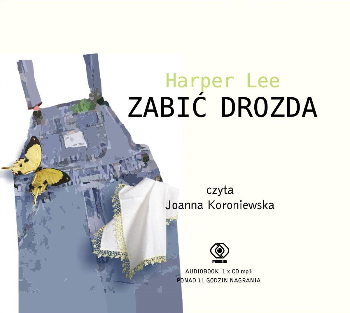 Zabić drozda - Audiobook (Książka audio MP3) do pobrania w całości w archiwum ZIP