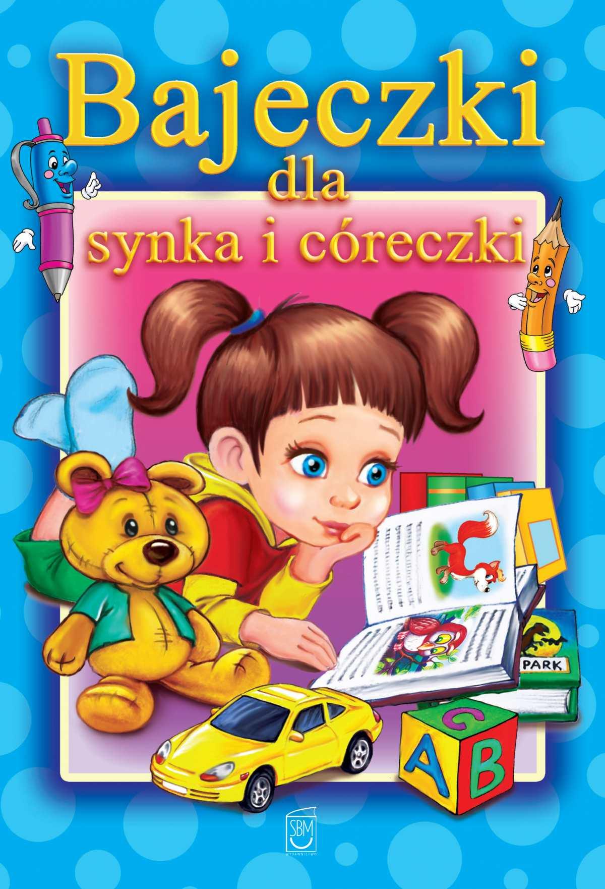 Bajeczki dla synka i córeczki - Ebook (Książka PDF) do pobrania w formacie PDF