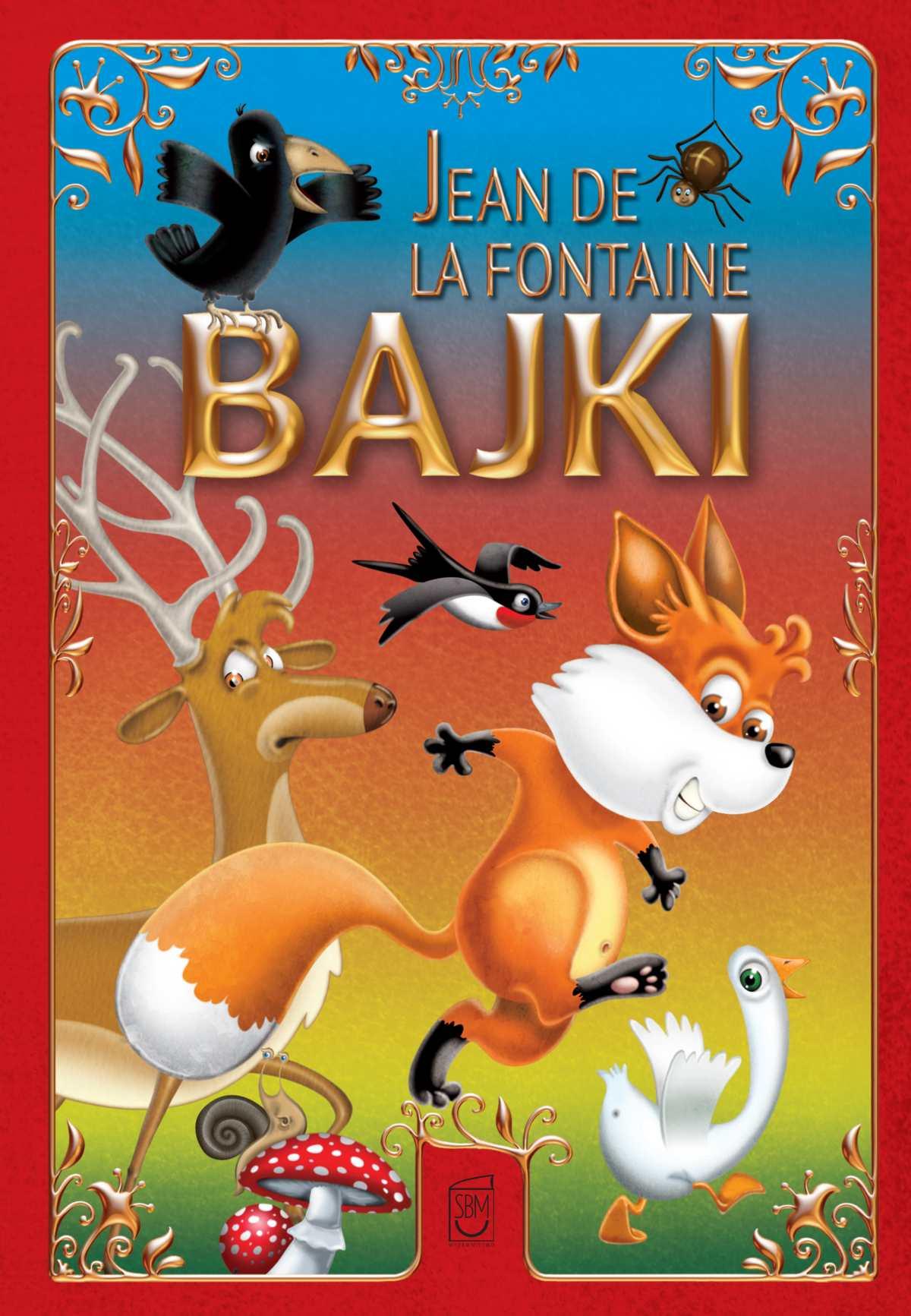 Bajki. Jean de La Fontaine - Ebook (Książka PDF) do pobrania w formacie PDF