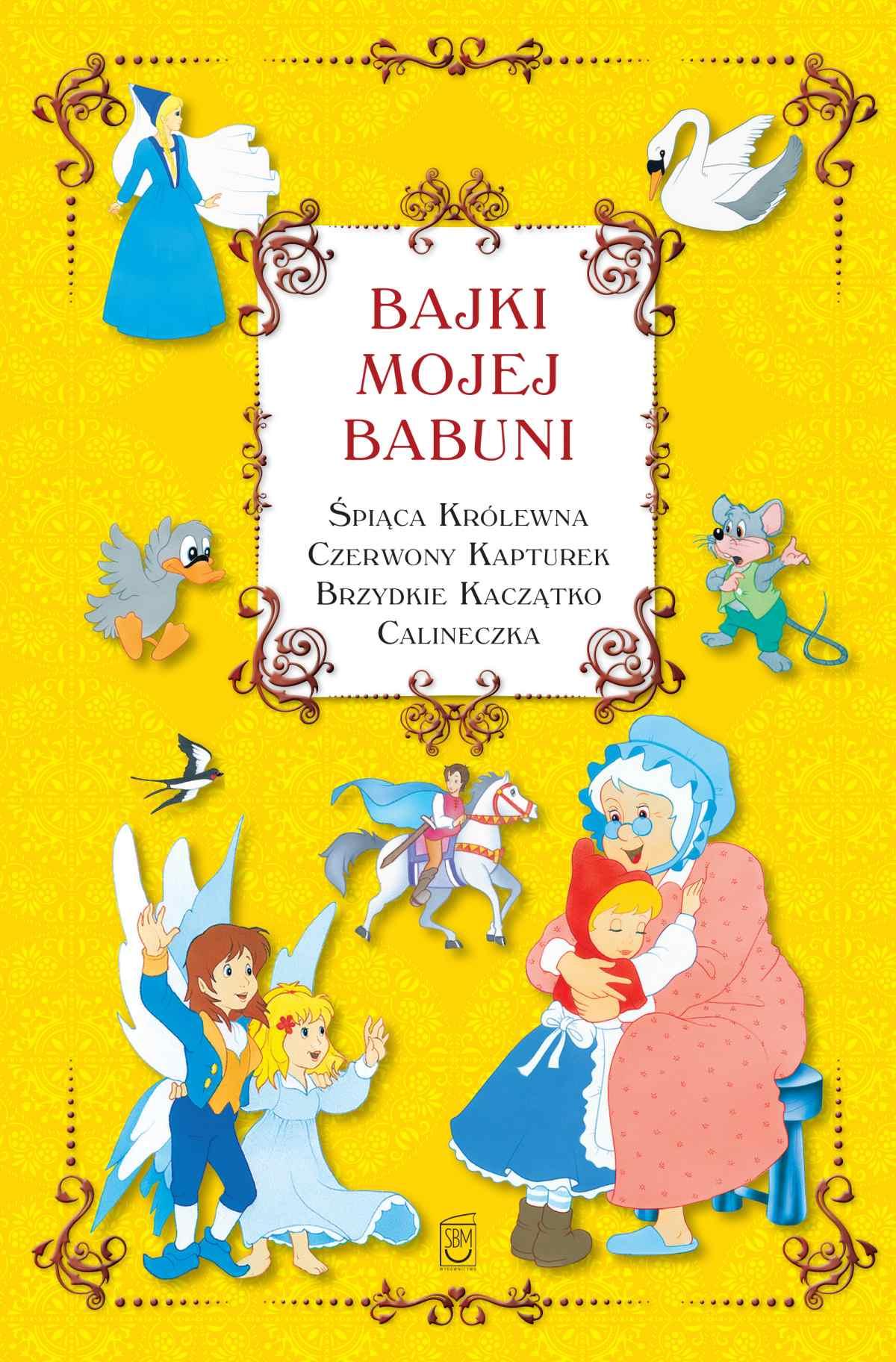 Bajki mojej babuni - Ebook (Książka PDF) do pobrania w formacie PDF