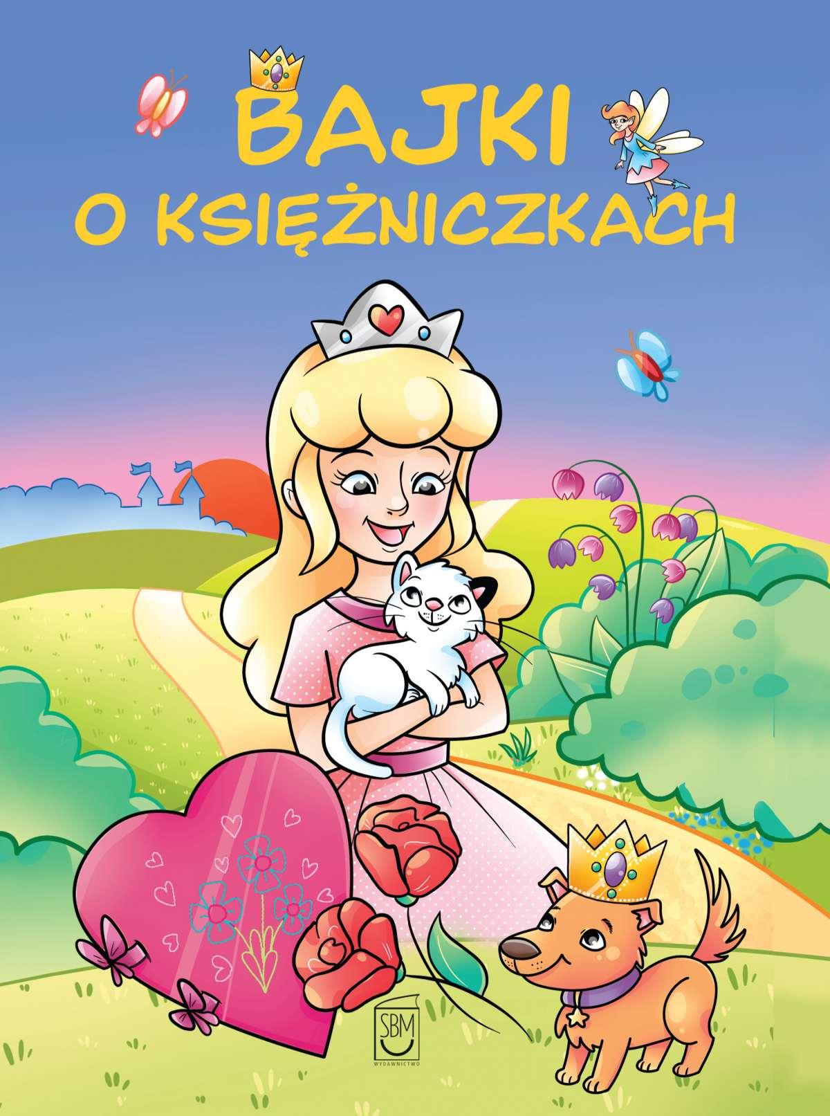 Bajki o księżniczkach - Ebook (Książka EPUB) do pobrania w formacie EPUB