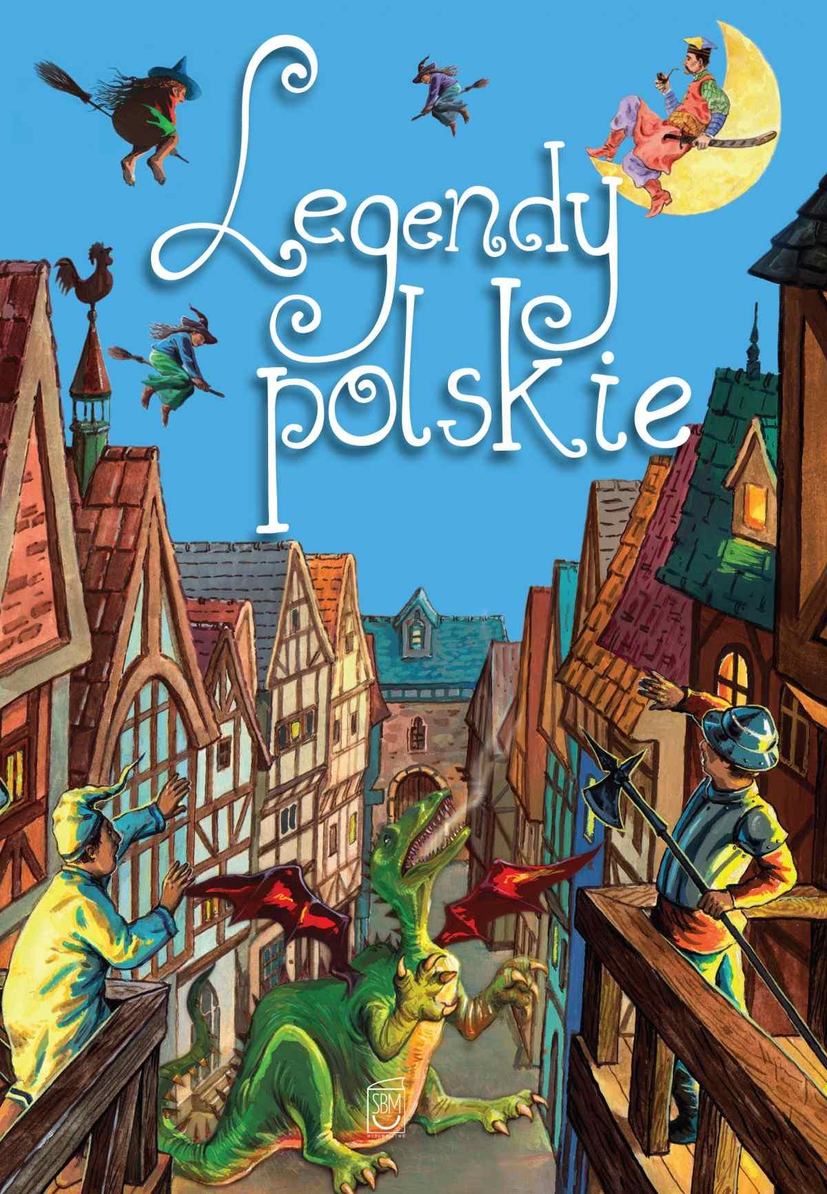 Legendy polskie - Ebook (Książka PDF) do pobrania w formacie PDF
