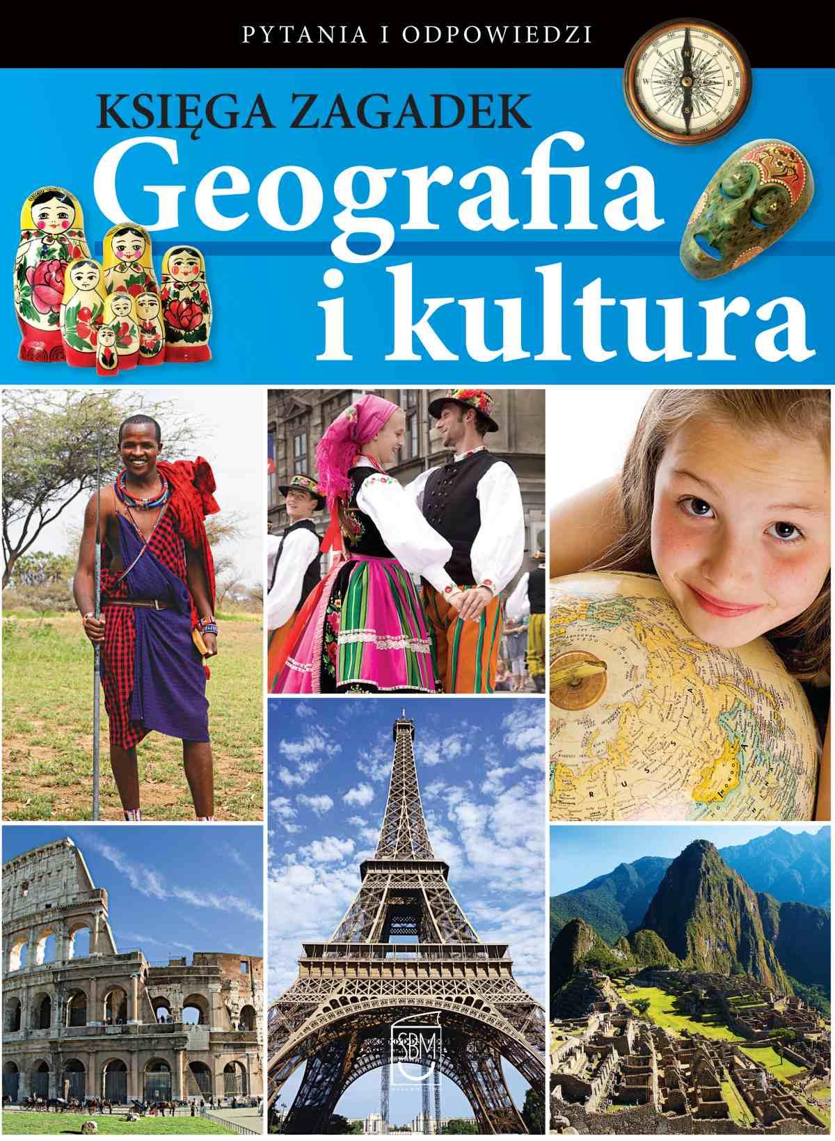 Księga zagadek. Geografia i kultura - Ebook (Książka PDF) do pobrania w formacie PDF