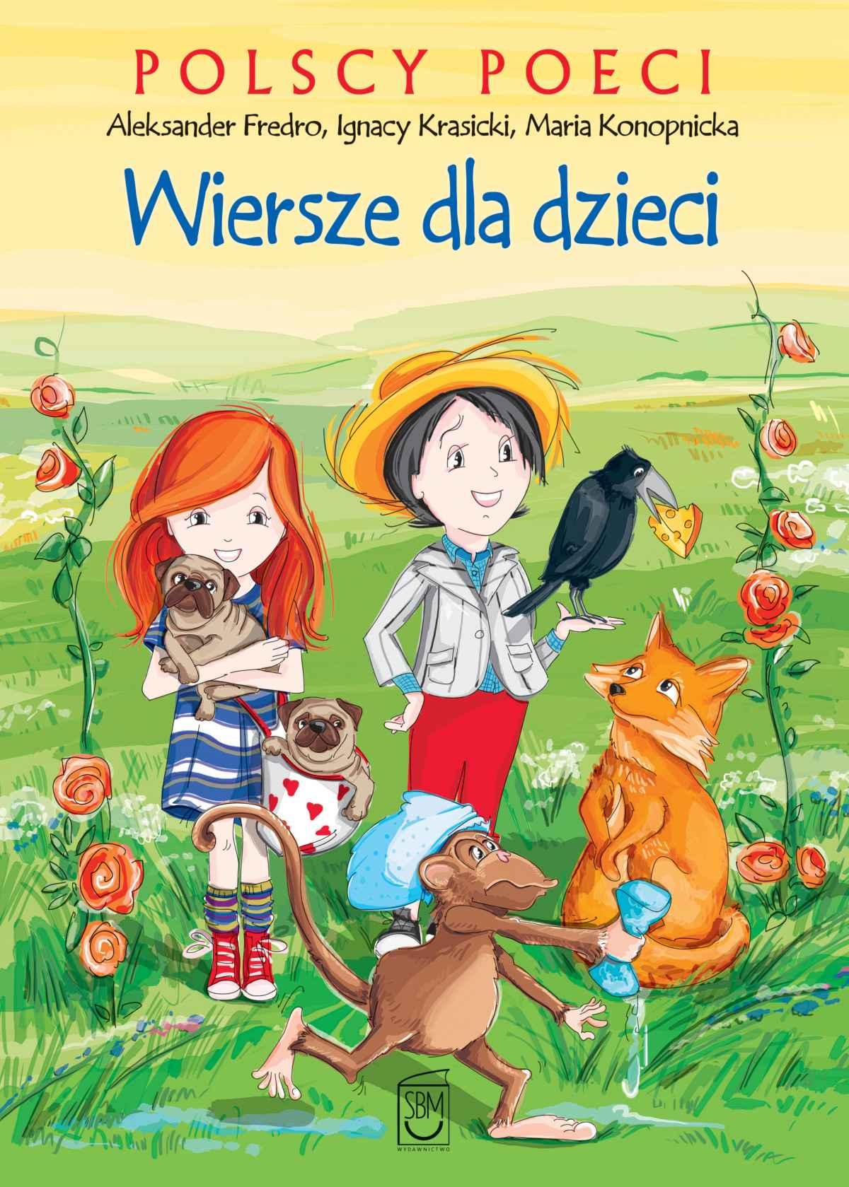 Polscy poeci. Wiersze dla dzieci. Fredro, Konopnicka - Ebook (Książka PDF) do pobrania w formacie PDF