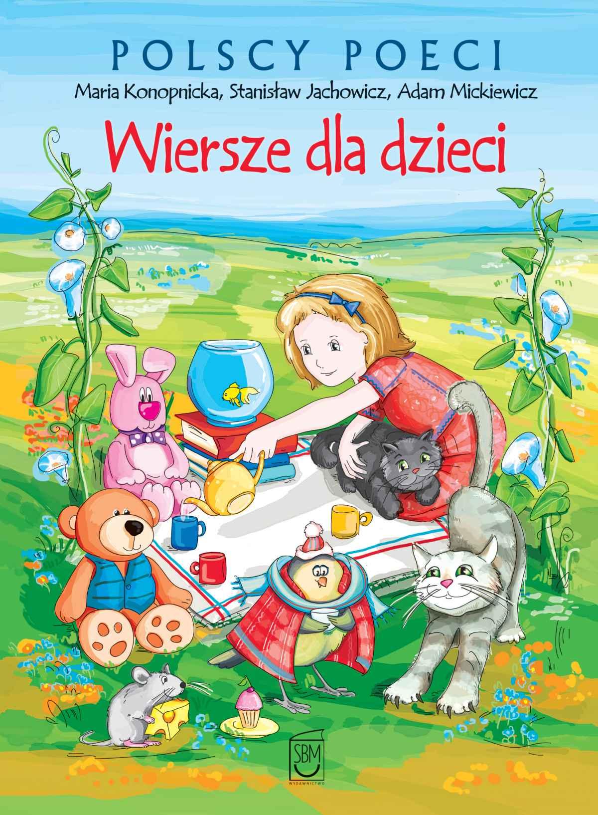 Polscy poeci. Wiersze dla dzieci. Konopnicka, Mickiewicz - Ebook (Książka PDF) do pobrania w formacie PDF