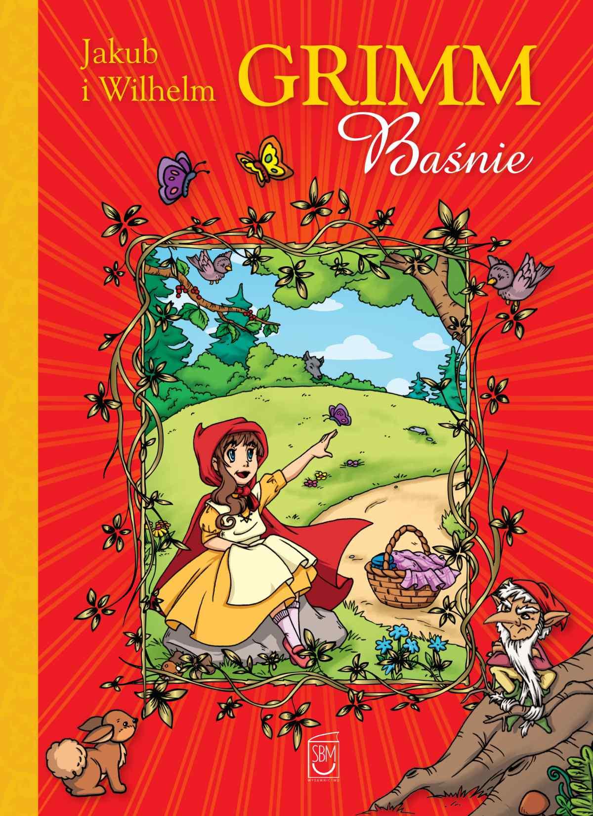 Baśnie - Grimm - Ebook (Książka PDF) do pobrania w formacie PDF
