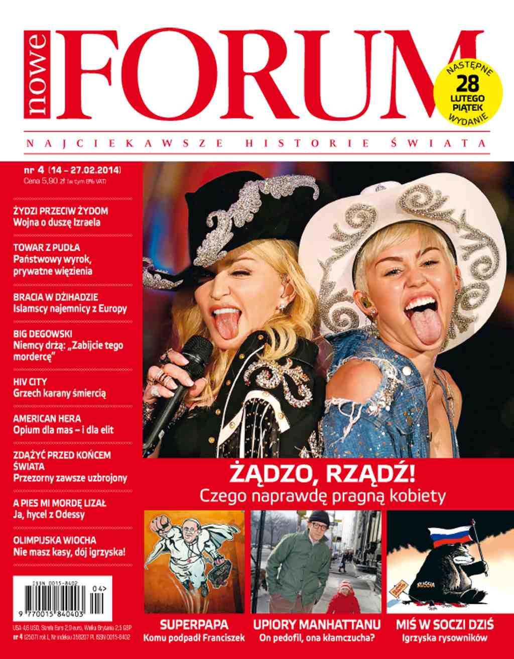 Forum nr 4/2014 - Ebook (Książka PDF) do pobrania w formacie PDF