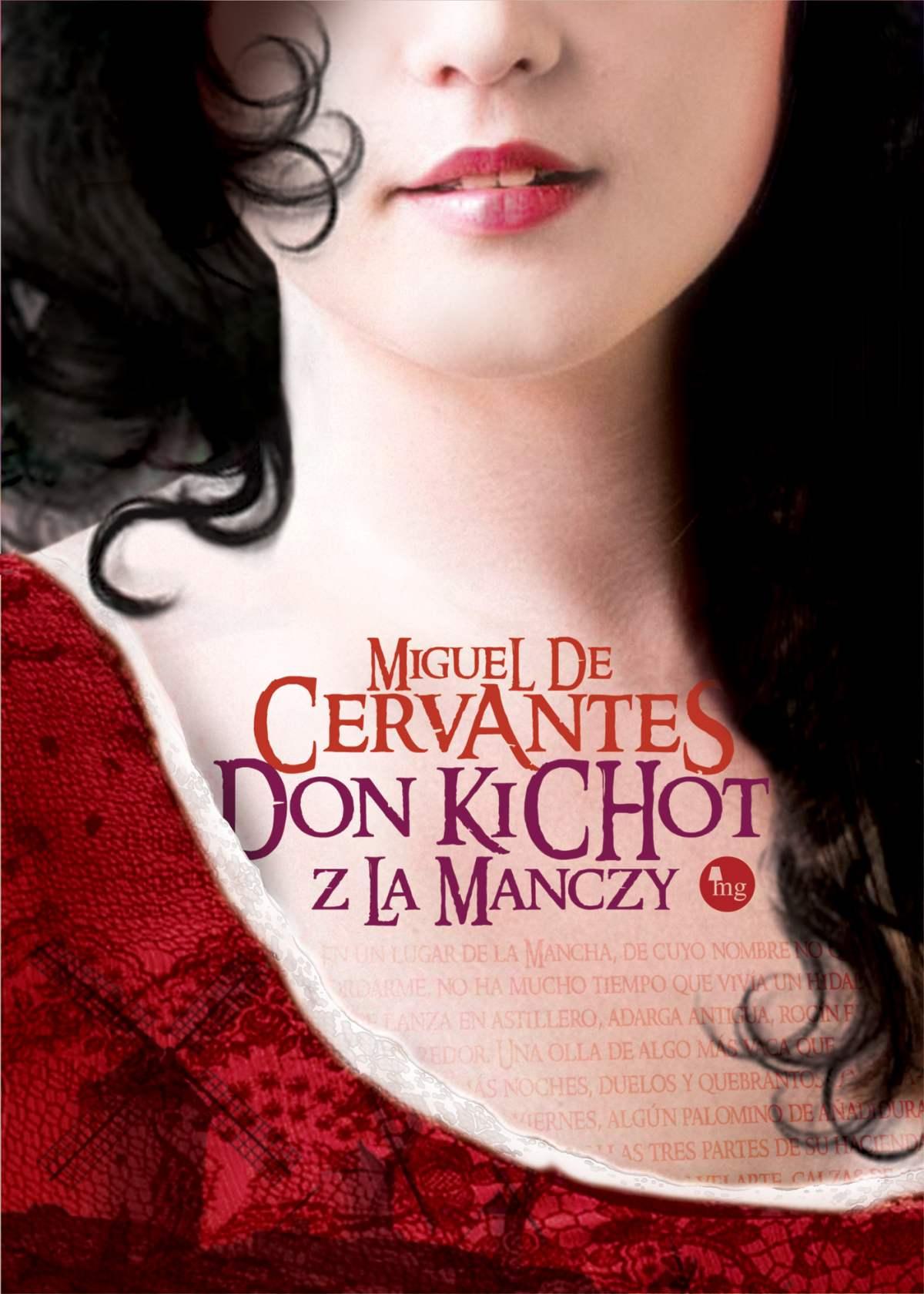 Don Kichot z La Manczy - Ebook (Książka na Kindle) do pobrania w formacie MOBI