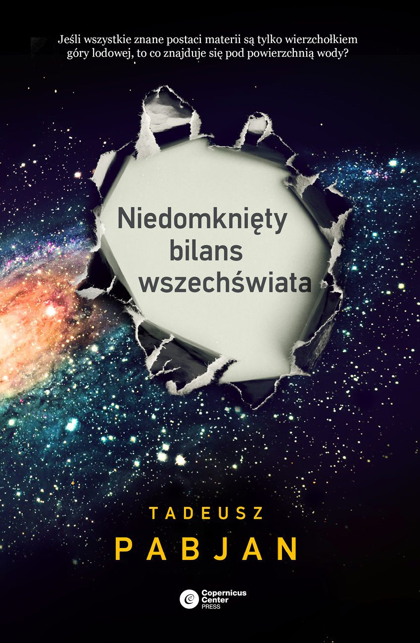 Niedomknięty bilans wszechświata - Ebook (Książka EPUB) do pobrania w formacie EPUB