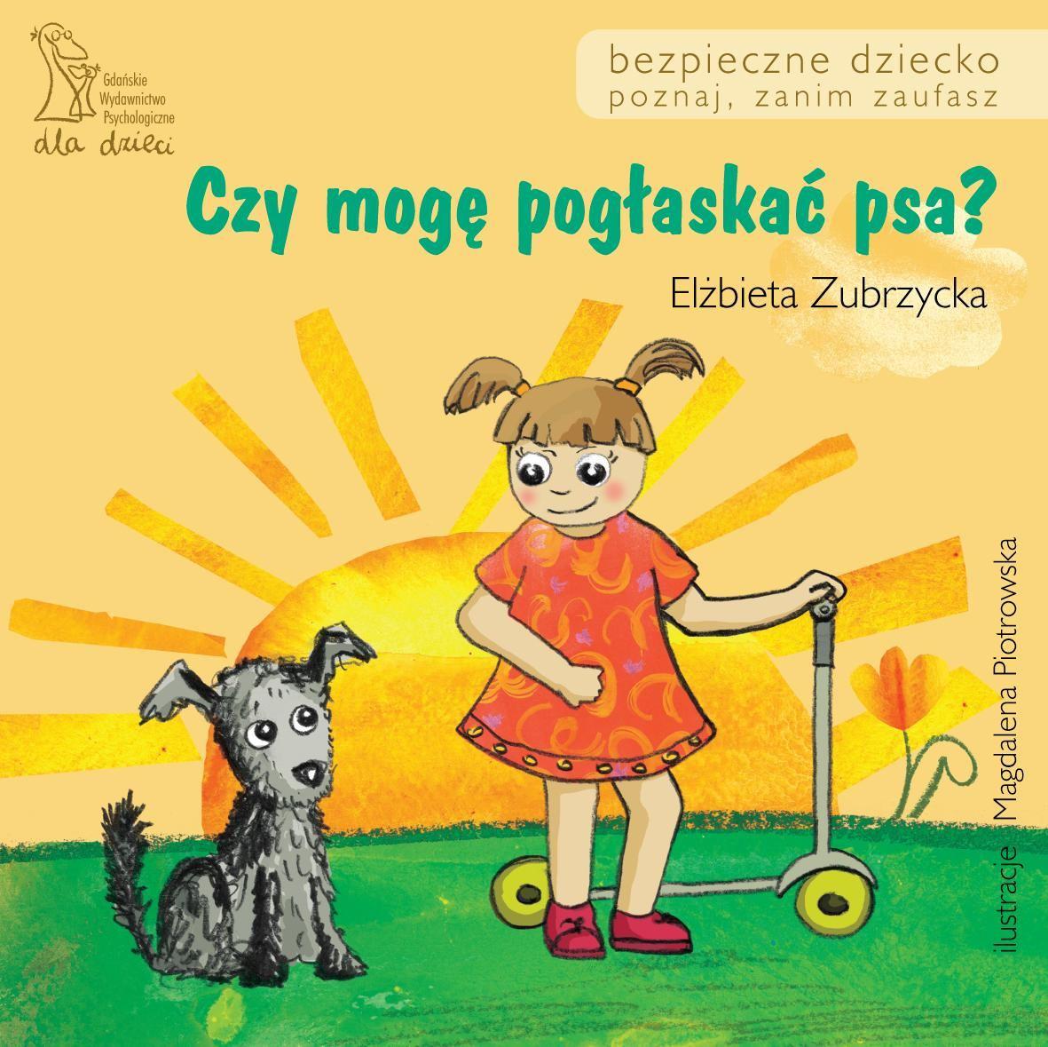 Czy mogę pogłaskać psa? - Ebook (Książka PDF) do pobrania w formacie PDF