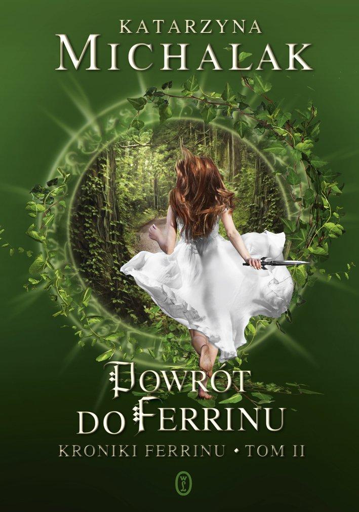 Powrót do Ferrinu - Ebook (Książka EPUB) do pobrania w formacie EPUB