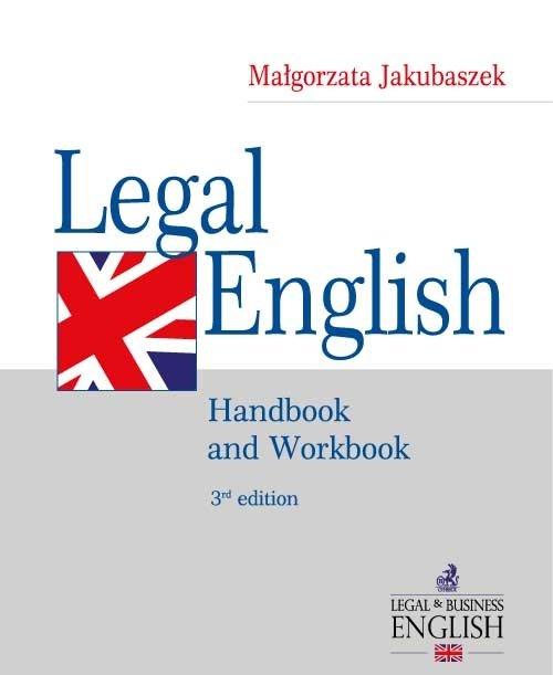 Legal English. Handbook and Workbook - Ebook (Książka PDF) do pobrania w formacie PDF