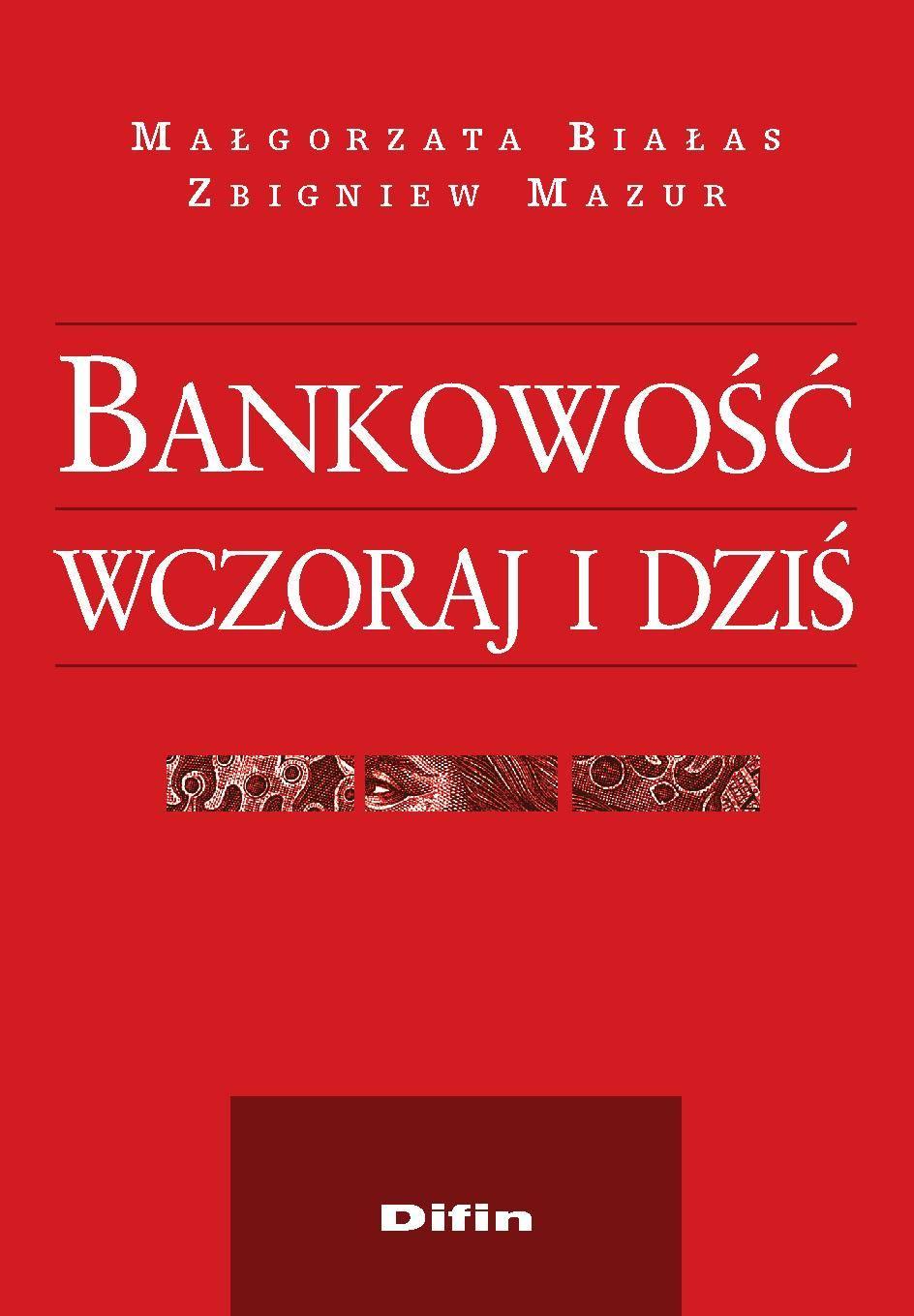 Bankowość wczoraj i dziś - Ebook (Książka EPUB) do pobrania w formacie EPUB