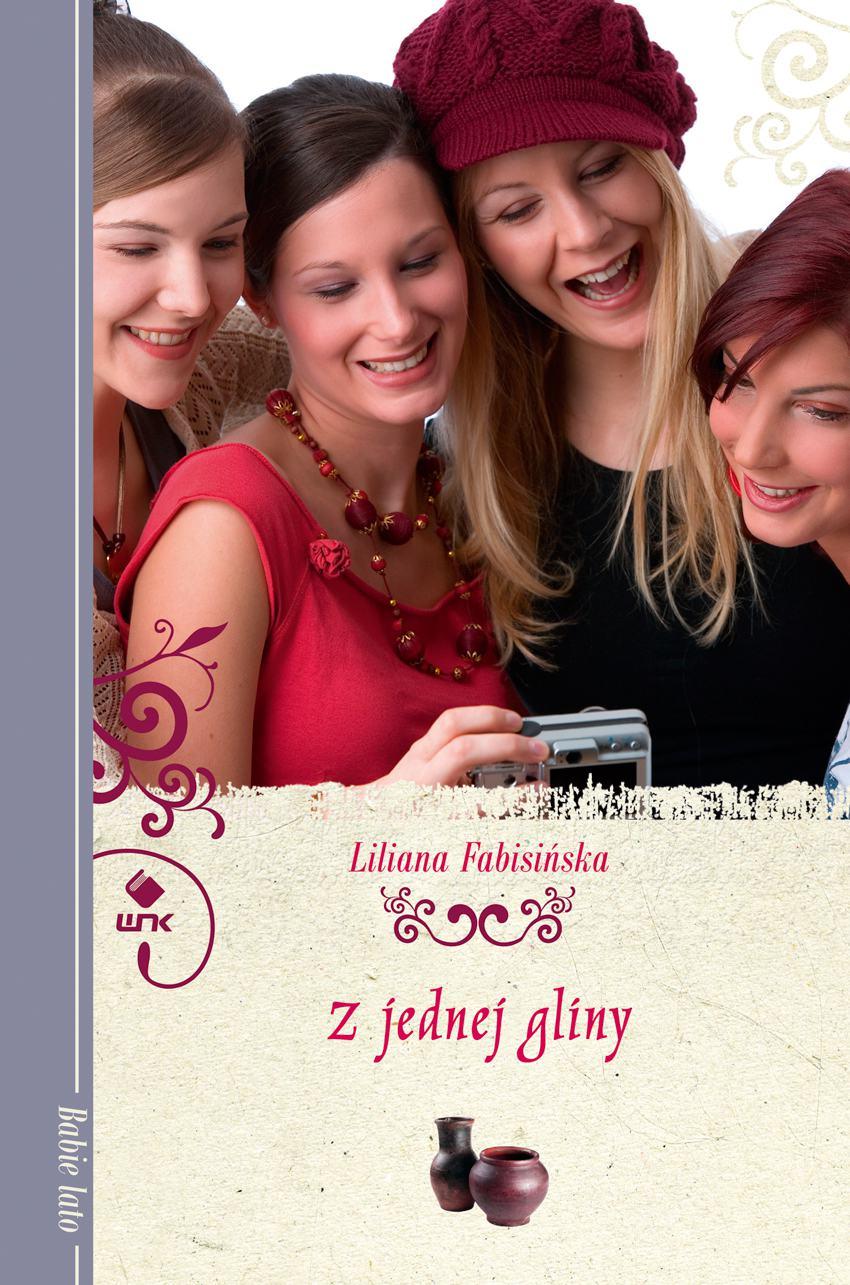 Z jednej gliny - Ebook (Książka EPUB) do pobrania w formacie EPUB
