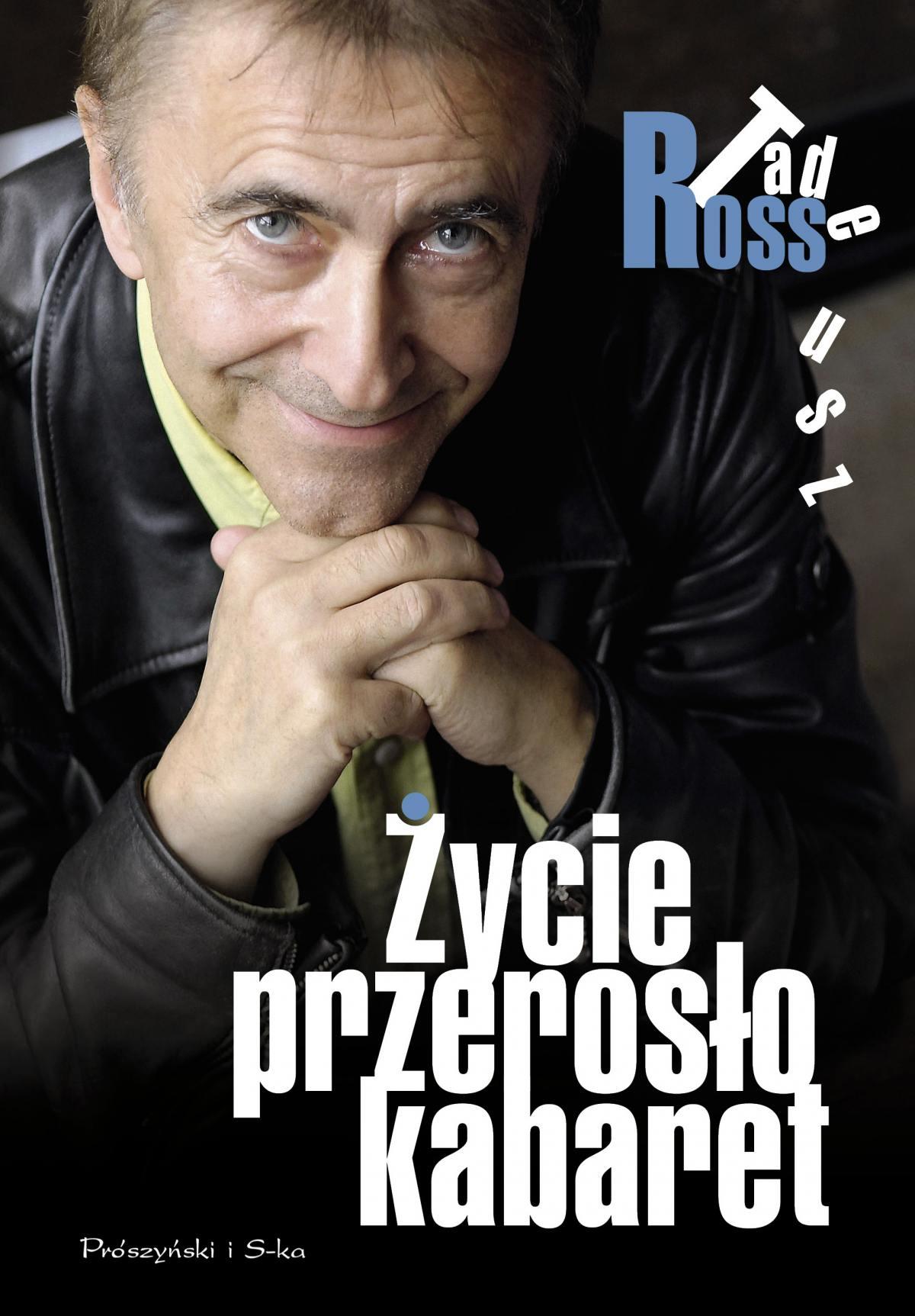 Życie przerosło kabaret - Ebook (Książka EPUB) do pobrania w formacie EPUB
