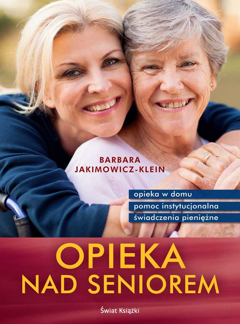 Opieka nad seniorem - Ebook (Książka na Kindle) do pobrania w formacie MOBI