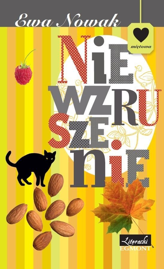 Niewzruszenie. Seria Miętowa - Ebook (Książka na Kindle) do pobrania w formacie MOBI