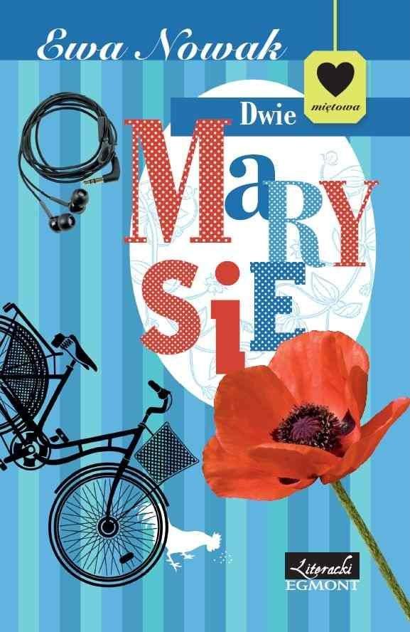 Dwie Marysie. Seria Miętowa - Ebook (Książka na Kindle) do pobrania w formacie MOBI