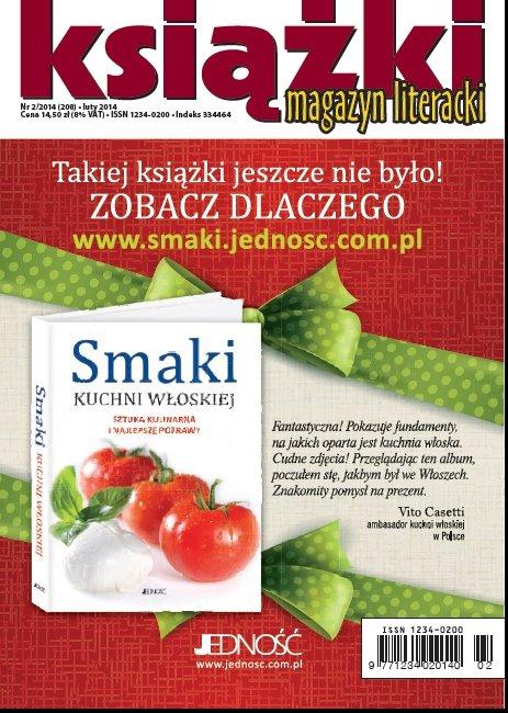 Magazyn Literacki KSIĄŻKI 2/2014 - Ebook (Książka PDF) do pobrania w formacie PDF