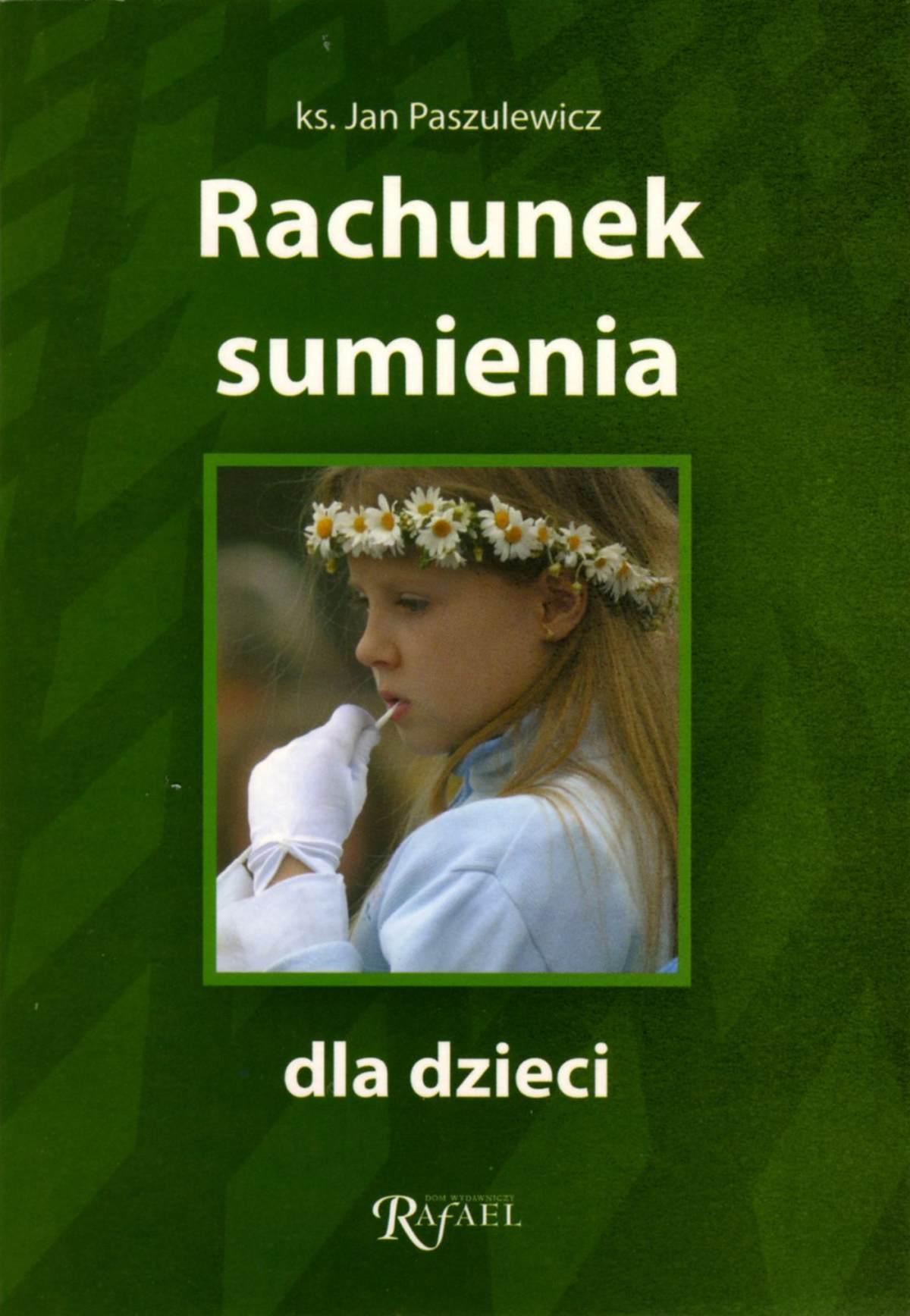 Rachunek sumienia dla dzieci - Ebook (Książka PDF) do pobrania w formacie PDF