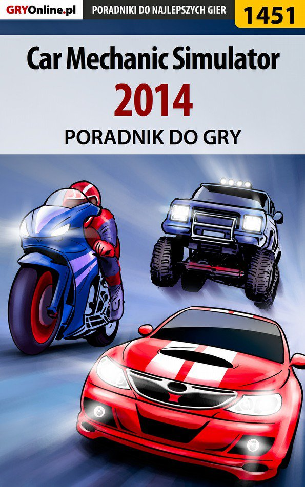Car Mechanic Simulator 2014 - poradnik do gry - Ebook (Książka PDF) do pobrania w formacie PDF
