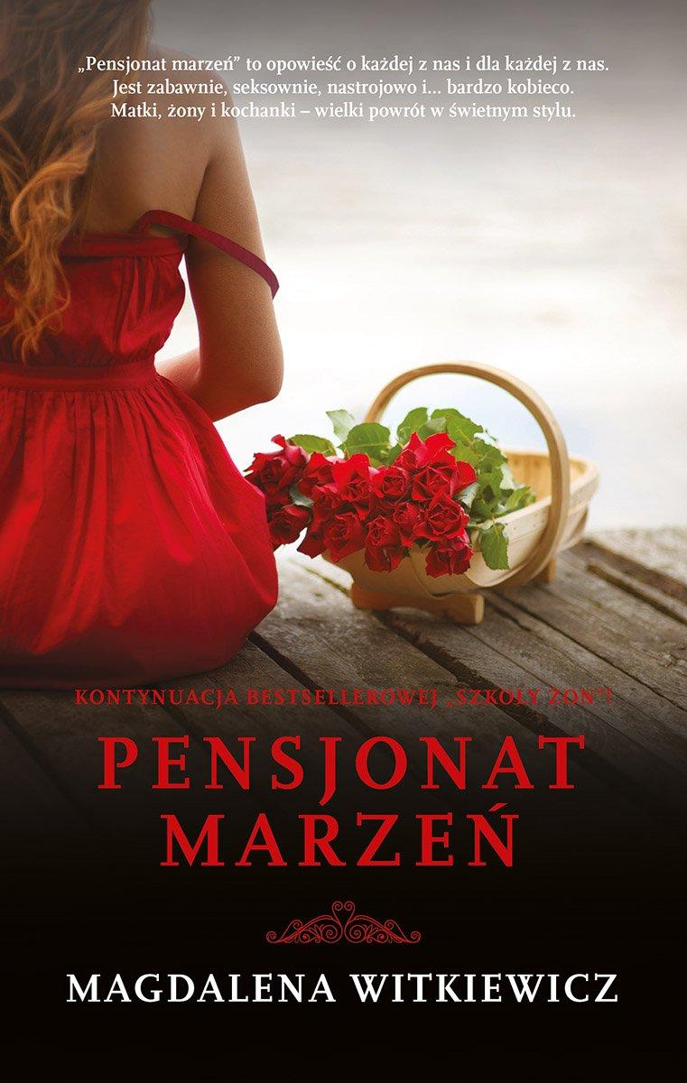 Pensjonat marzeń - Ebook (Książka EPUB) do pobrania w formacie EPUB