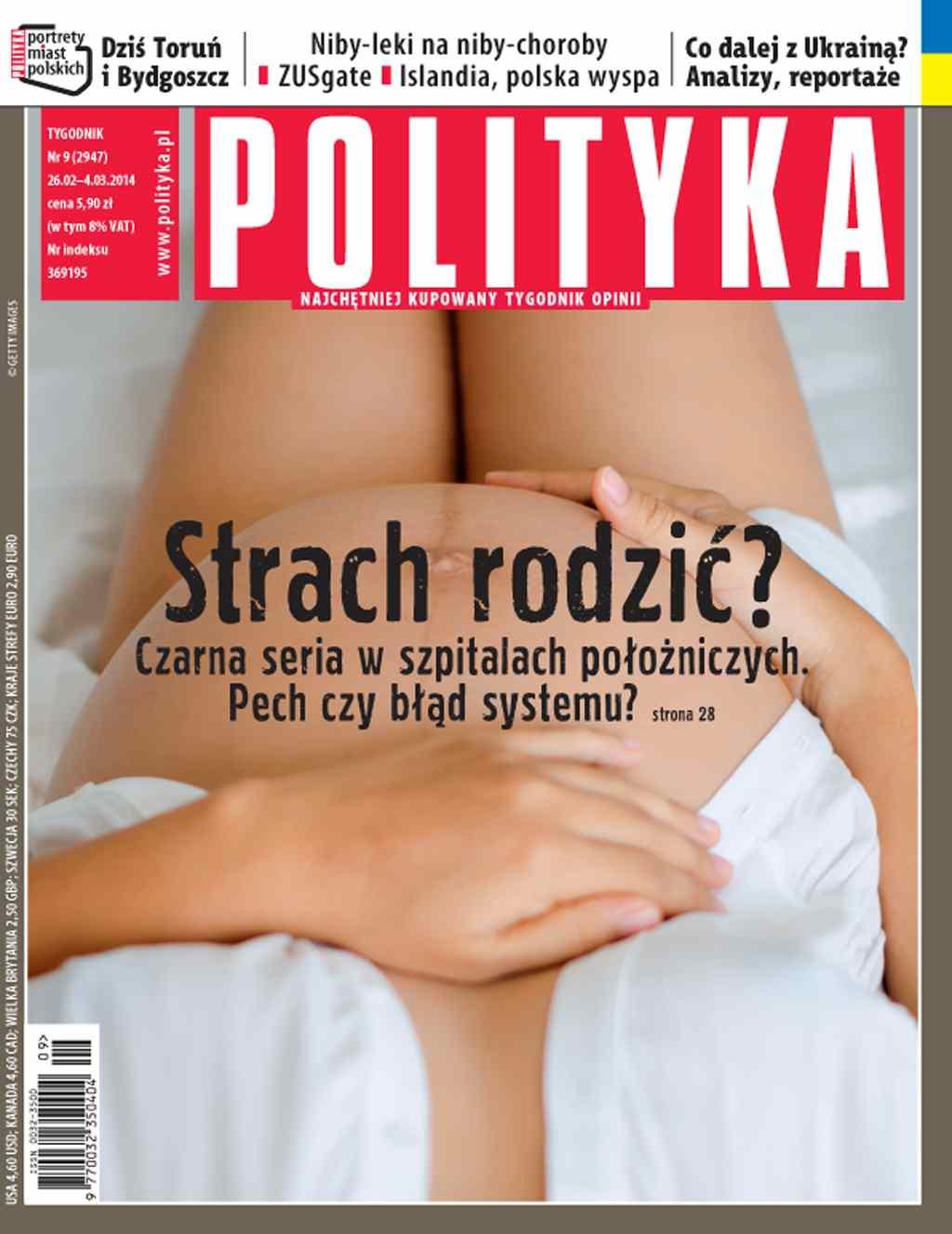 Polityka nr 9/2014 - Ebook (Książka PDF) do pobrania w formacie PDF