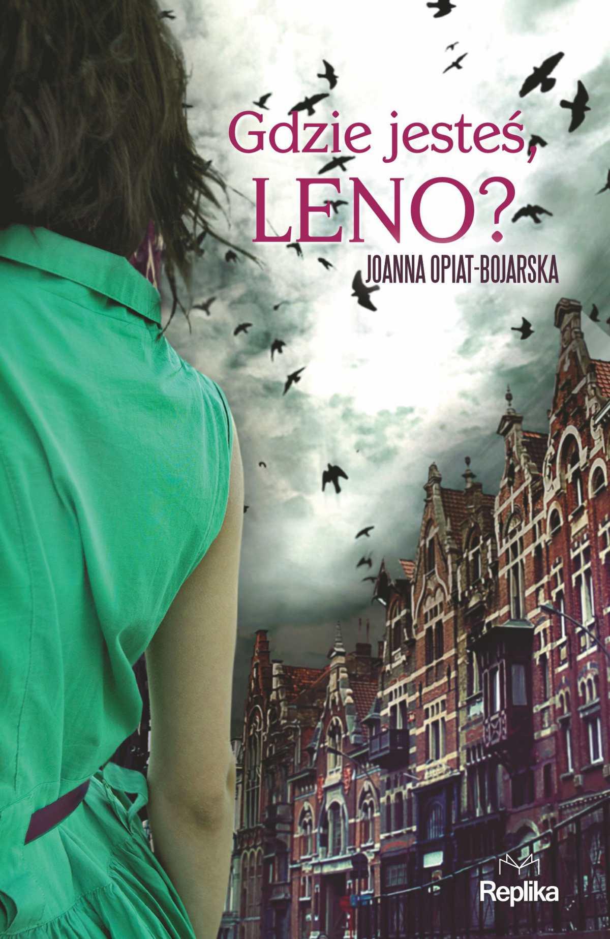 Gdzie jesteś, Leno? - Ebook (Książka EPUB) do pobrania w formacie EPUB