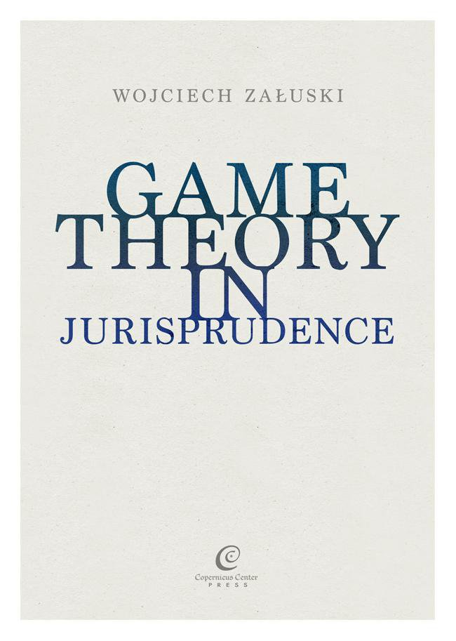 Game Theory in Jurisprudence - Ebook (Książka EPUB) do pobrania w formacie EPUB