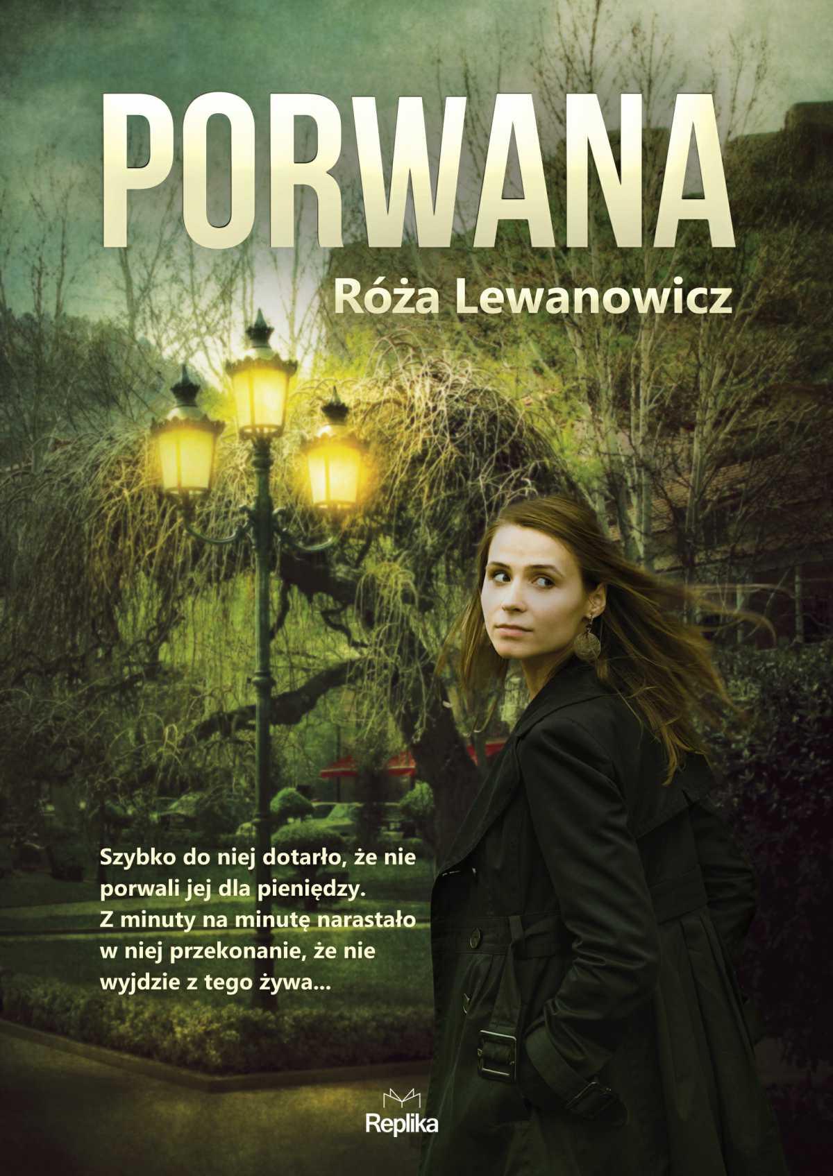Porwana - Ebook (Książka EPUB) do pobrania w formacie EPUB