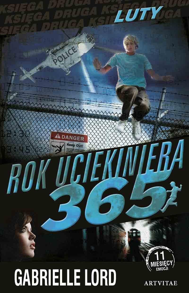 Rok uciekiniera 365. Luty - Ebook (Książka EPUB) do pobrania w formacie EPUB