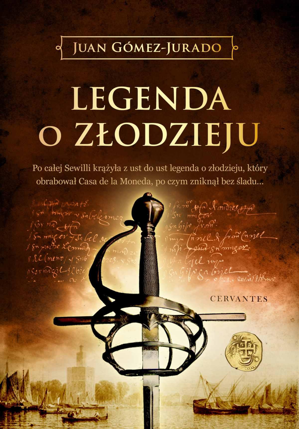 Legenda o złodzieju - Ebook (Książka EPUB) do pobrania w formacie EPUB