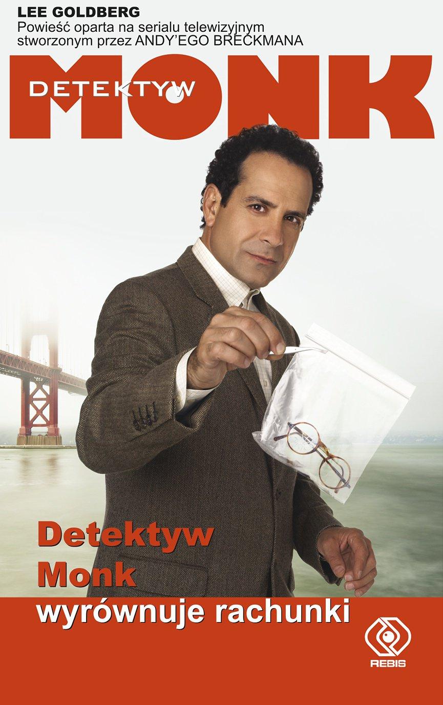 Detektyw Monk wyrównuje rachunki - Ebook (Książka EPUB) do pobrania w formacie EPUB