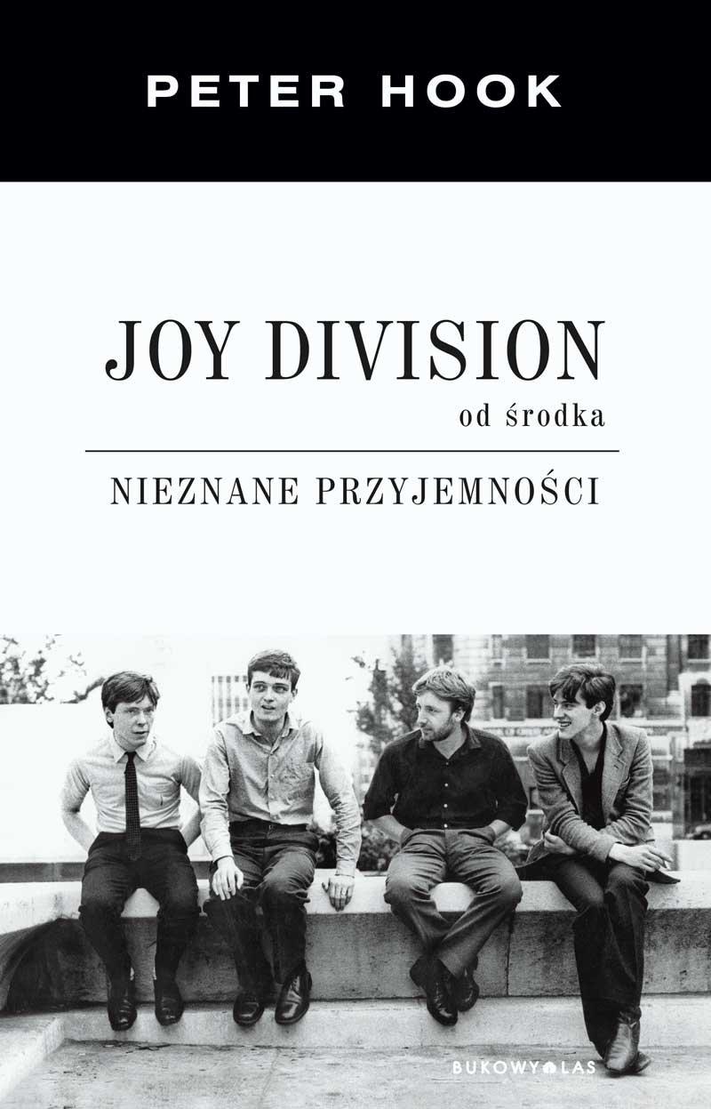 Joy Division od środka. Nieznane przyjemności - Ebook (Książka EPUB) do pobrania w formacie EPUB