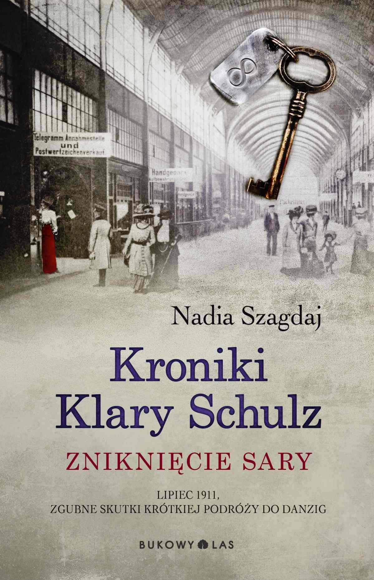 Kroniki Klary Schulz. Zniknięcie Sary - Ebook (Książka na Kindle) do pobrania w formacie MOBI