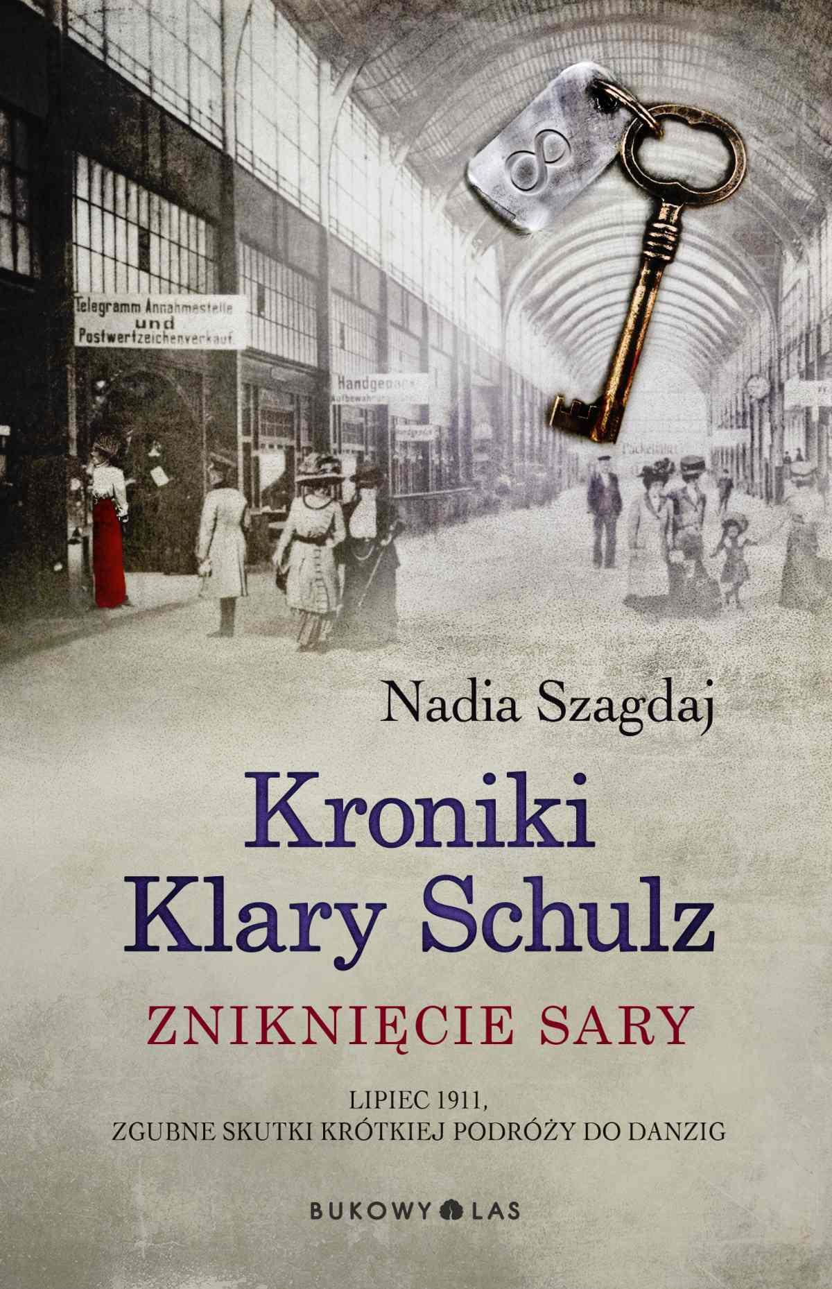 Kroniki Klary Schulz. Zniknięcie Sary - Ebook (Książka EPUB) do pobrania w formacie EPUB