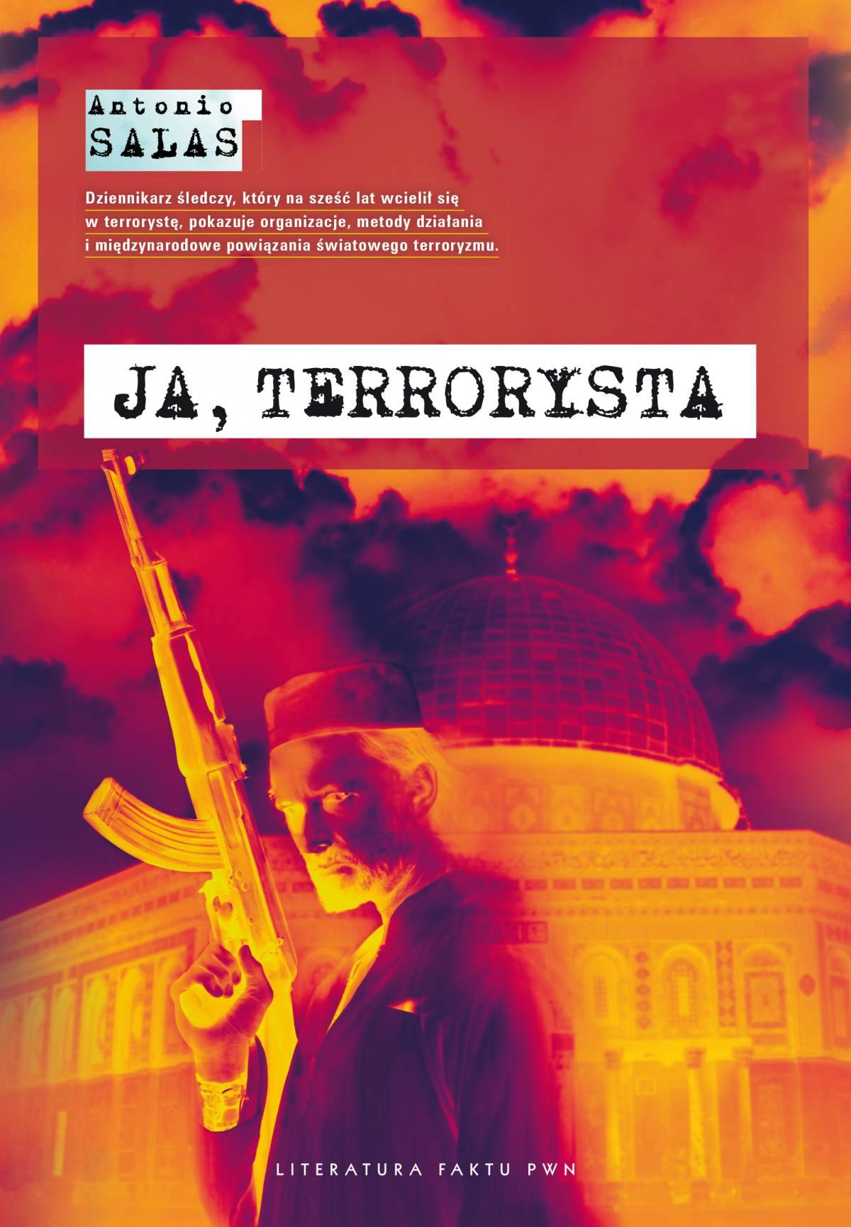 Ja, terrorysta - Ebook (Książka EPUB) do pobrania w formacie EPUB