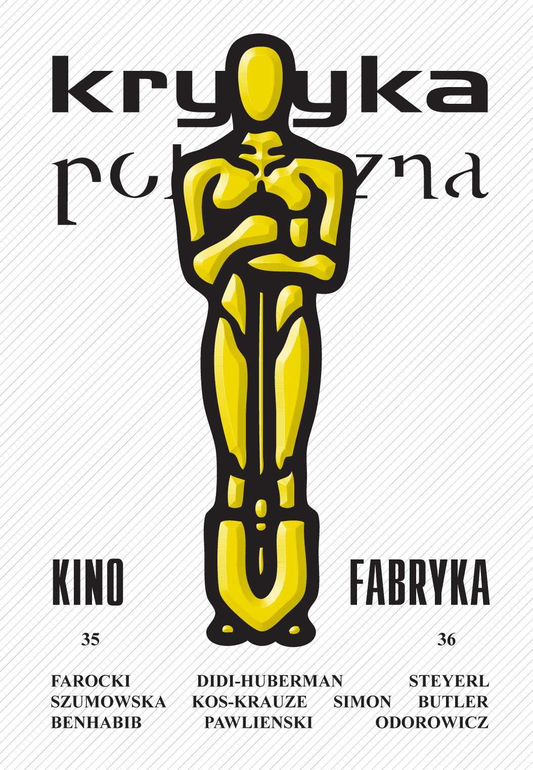 Krytyka Polityczna nr 35-36. Kino-Fabryka - Ebook (Książka na Kindle) do pobrania w formacie MOBI
