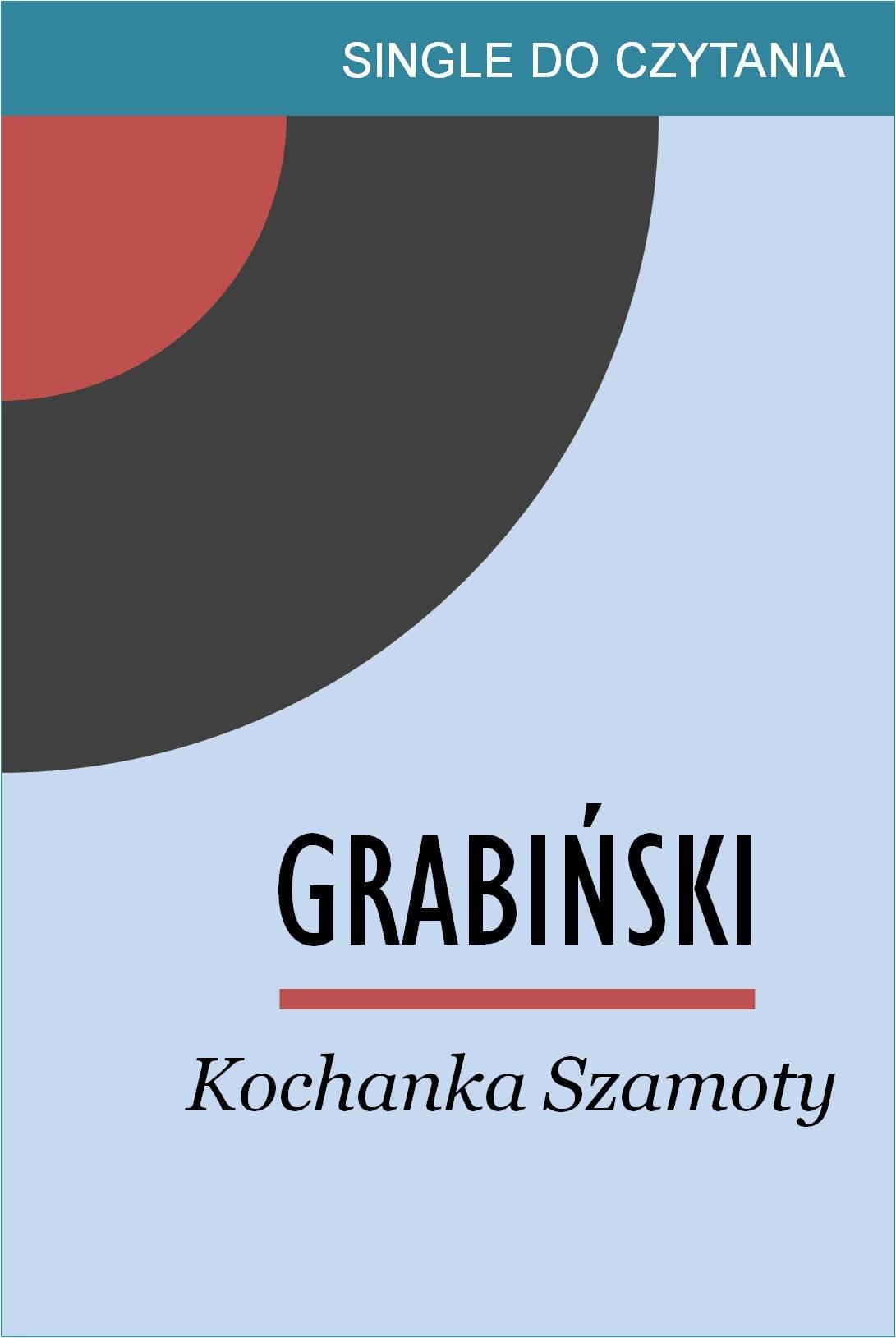 Kochanka Szamoty - Ebook (Książka EPUB) do pobrania w formacie EPUB