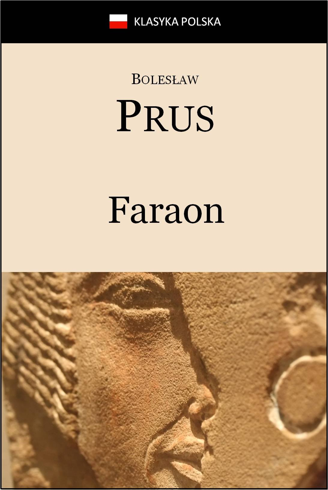 Faraon - Ebook (Książka na Kindle) do pobrania w formacie MOBI