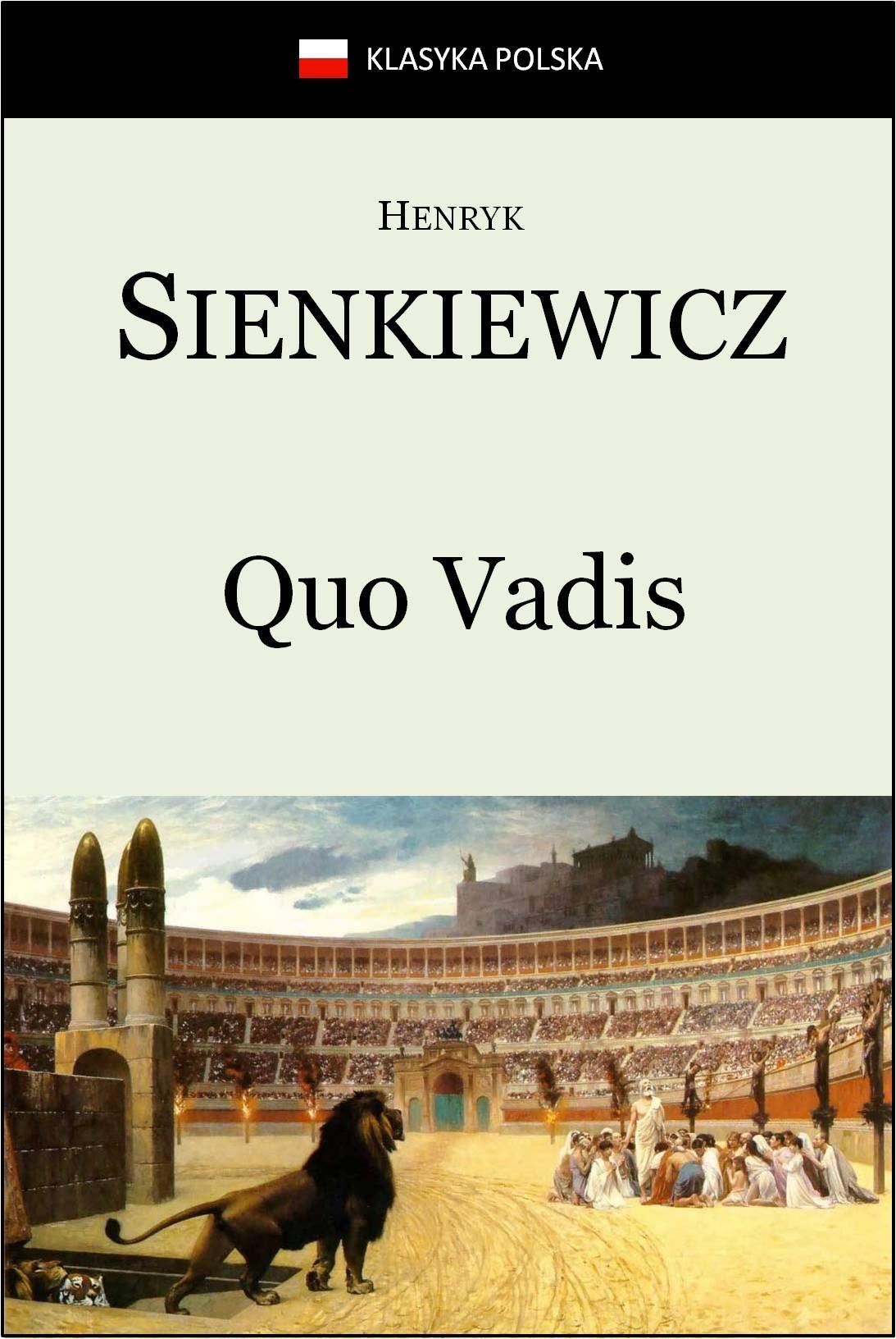 Quo Vadis - Ebook (Książka EPUB) do pobrania w formacie EPUB
