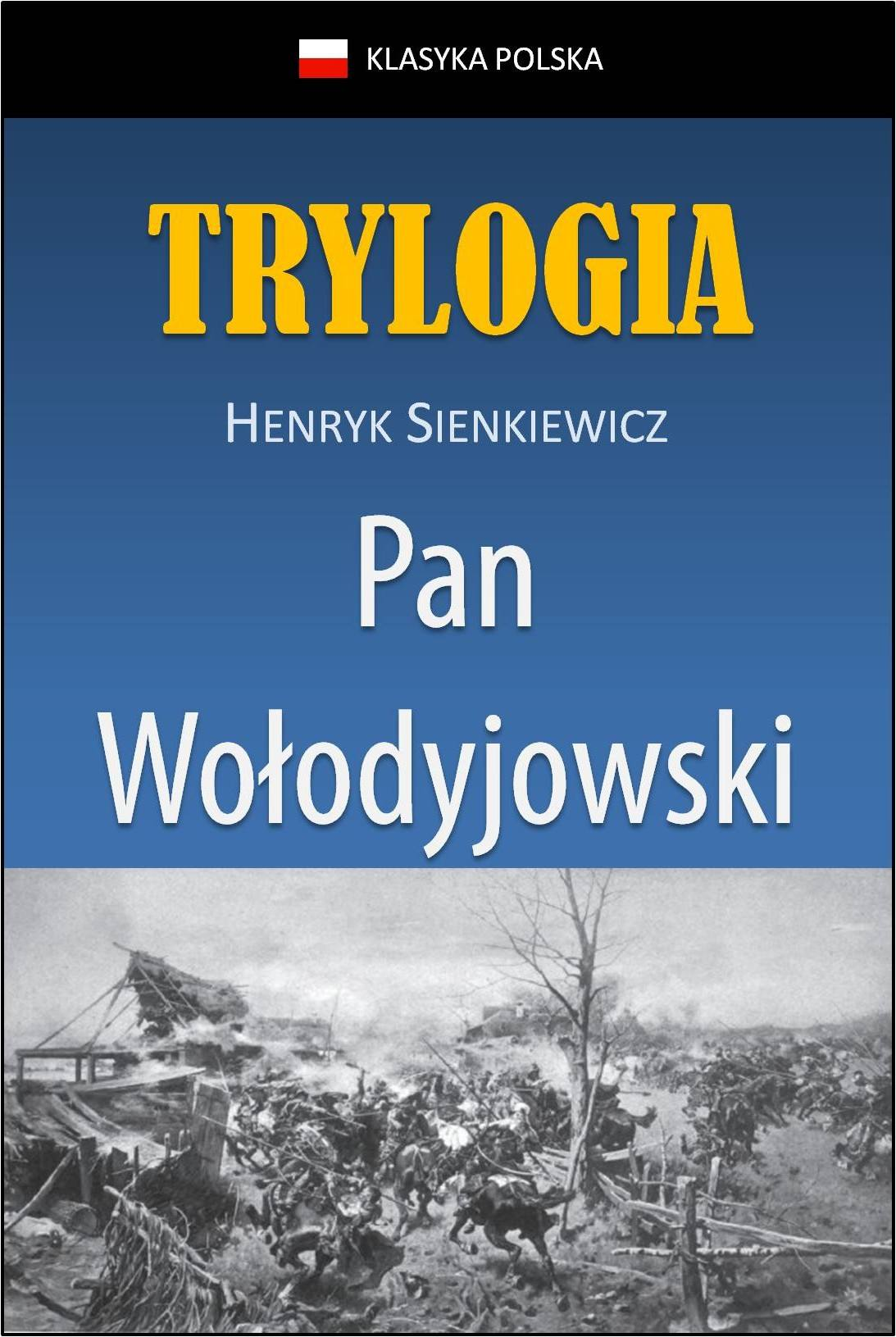Pan Wołodyjowski - Ebook (Książka na Kindle) do pobrania w formacie MOBI