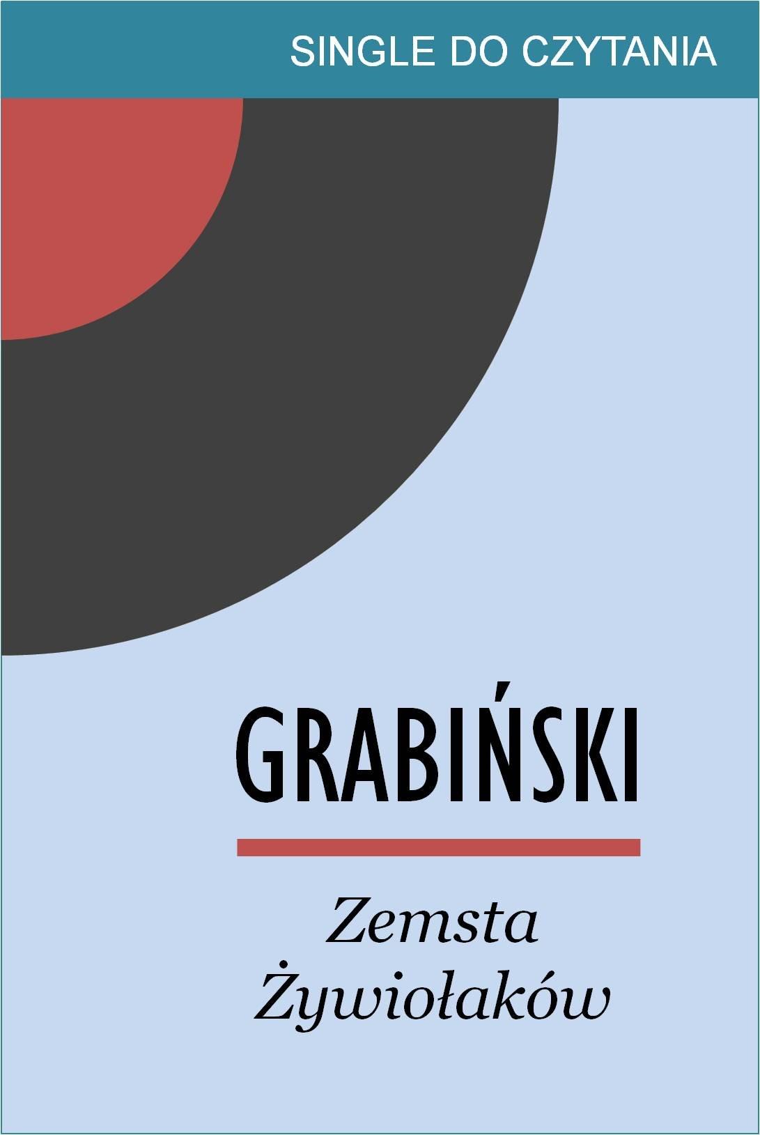 Zemsta Żywiołaków - Ebook (Książka EPUB) do pobrania w formacie EPUB