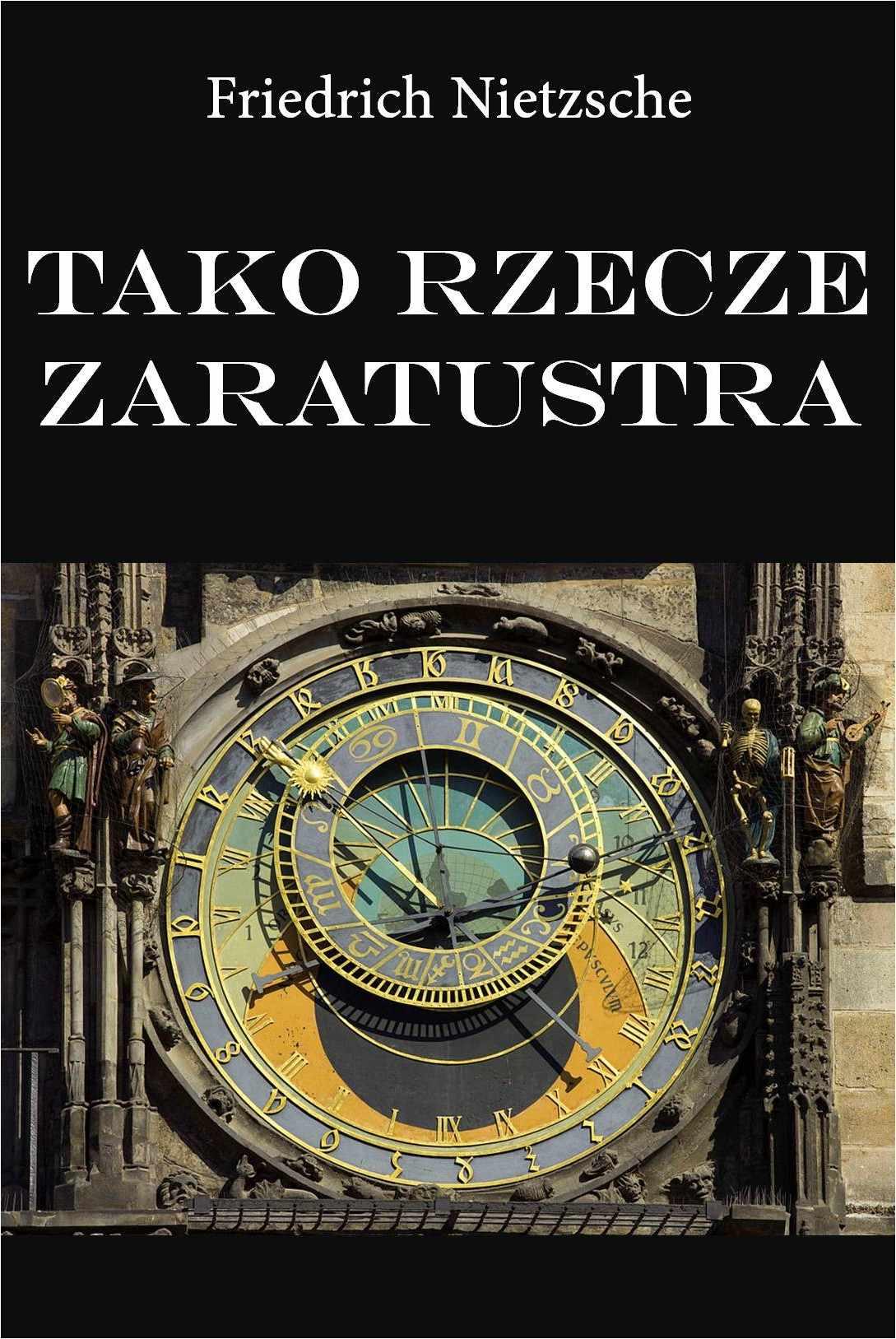 Tako rzecze Zaratustra - Ebook (Książka na Kindle) do pobrania w formacie MOBI
