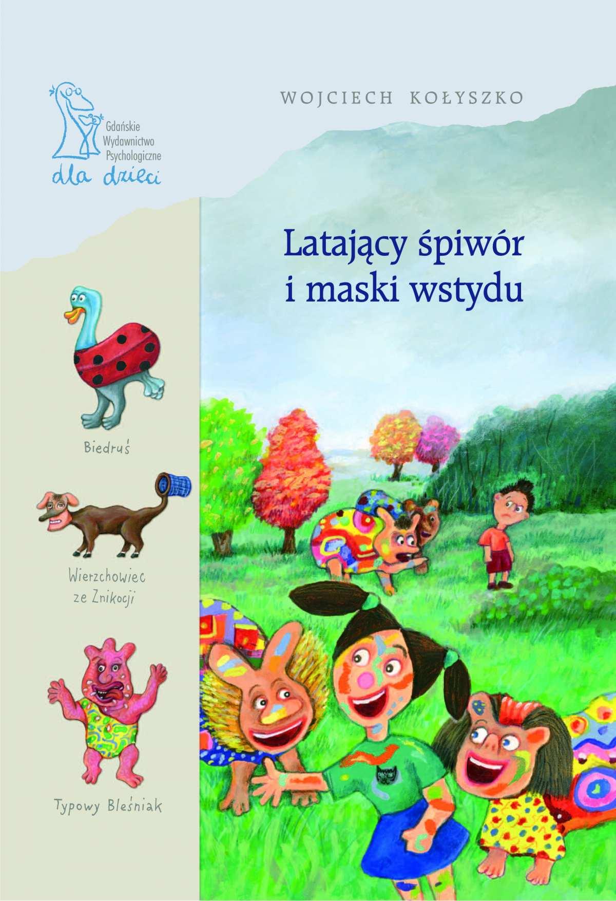 Latający śpiwór i maski wstydu - Ebook (Książka PDF) do pobrania w formacie PDF